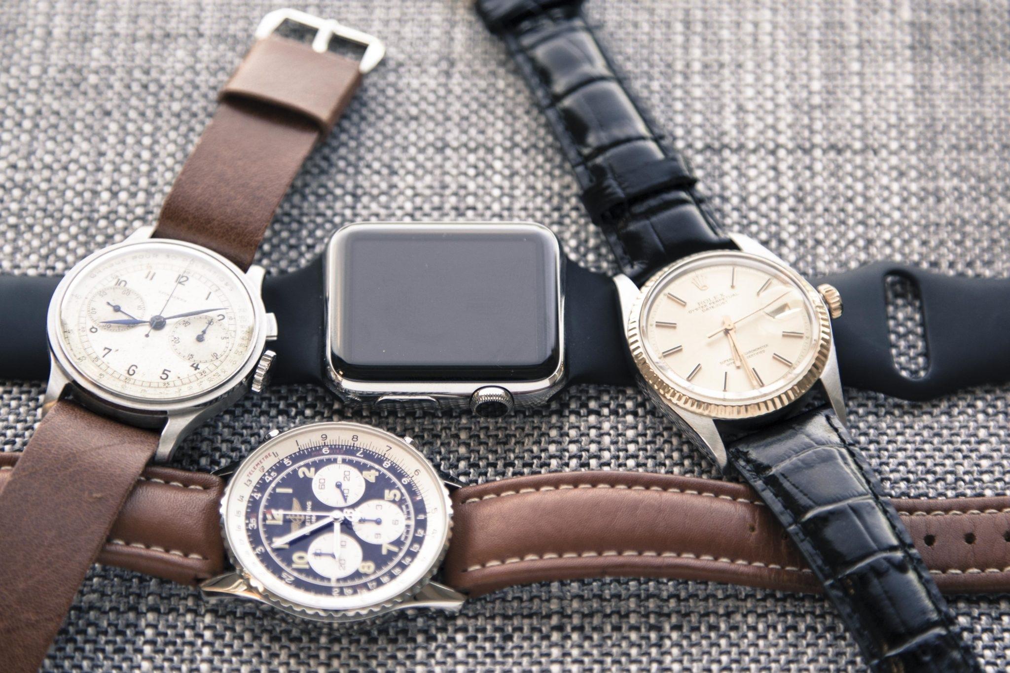 5 năm từ con số 0, Apple Watch khiến các ông lớn toát mồ hôi như thế nào? - 6