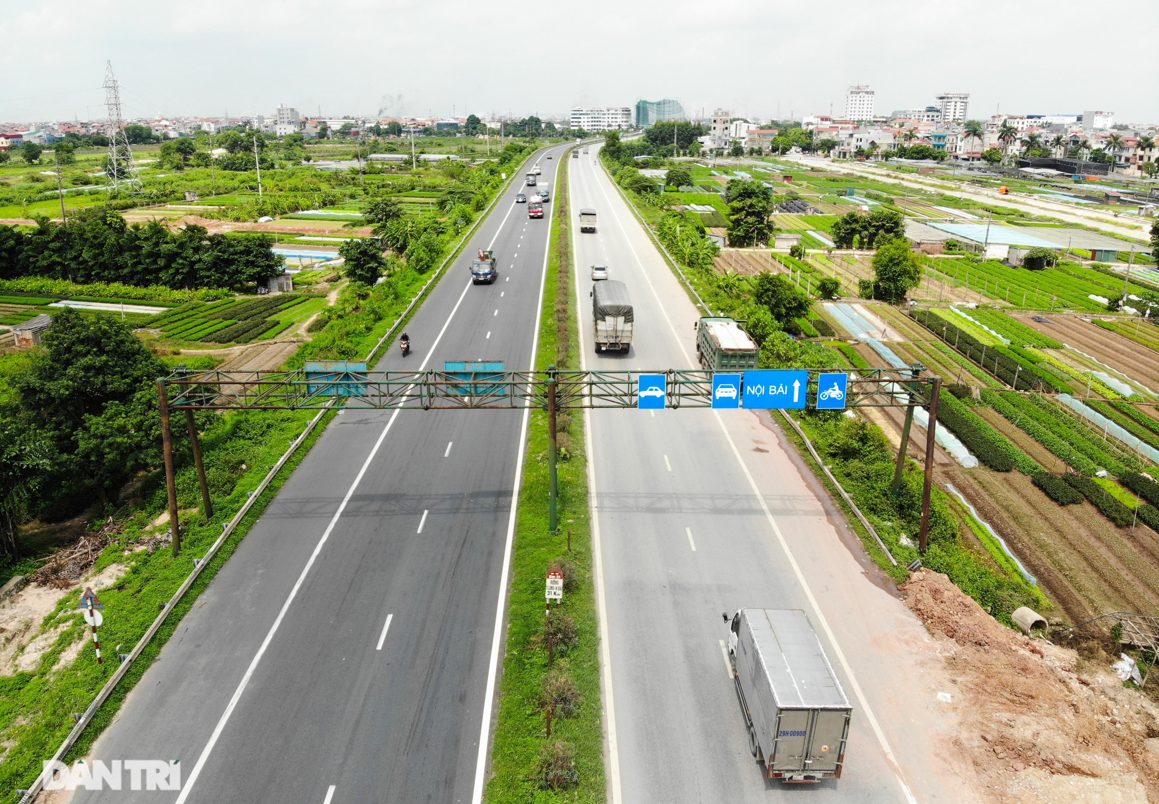 """Cận cảnh hầm chui """"trăm tỷ đồng"""" tại nút giao cao tốc Hà Nội – Bắc Giang - 17"""