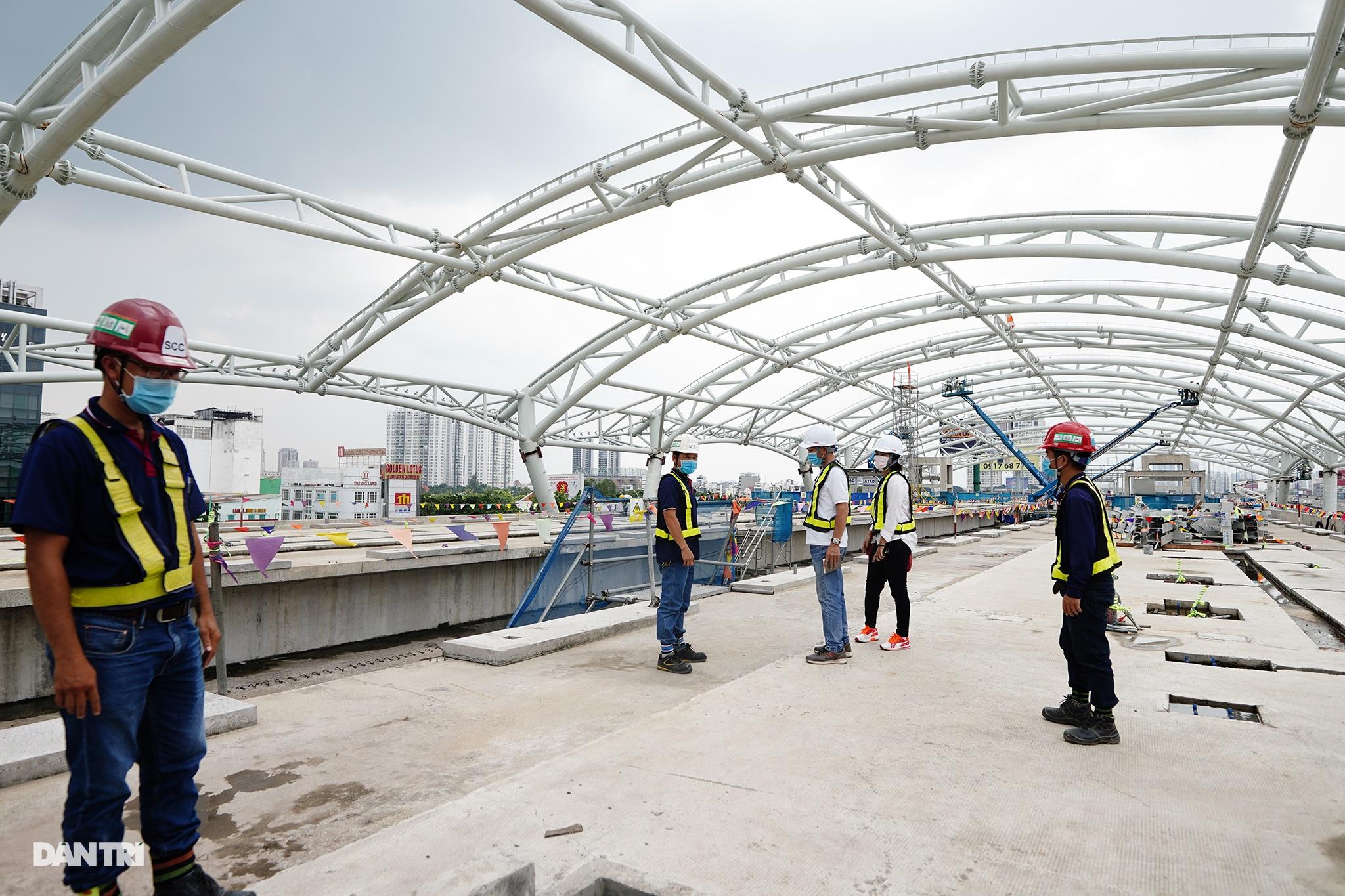Metro số 1 tăng tốc, đầu tháng 10 đón tàu về Việt Nam - 2