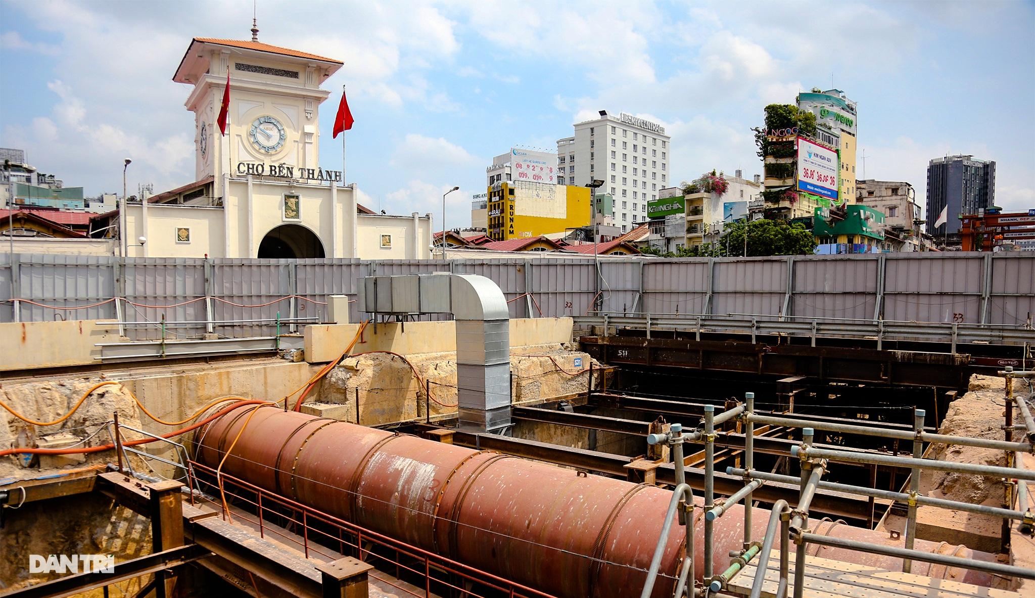 Metro số 1 tăng tốc, đầu tháng 10 đón tàu về Việt Nam - 11