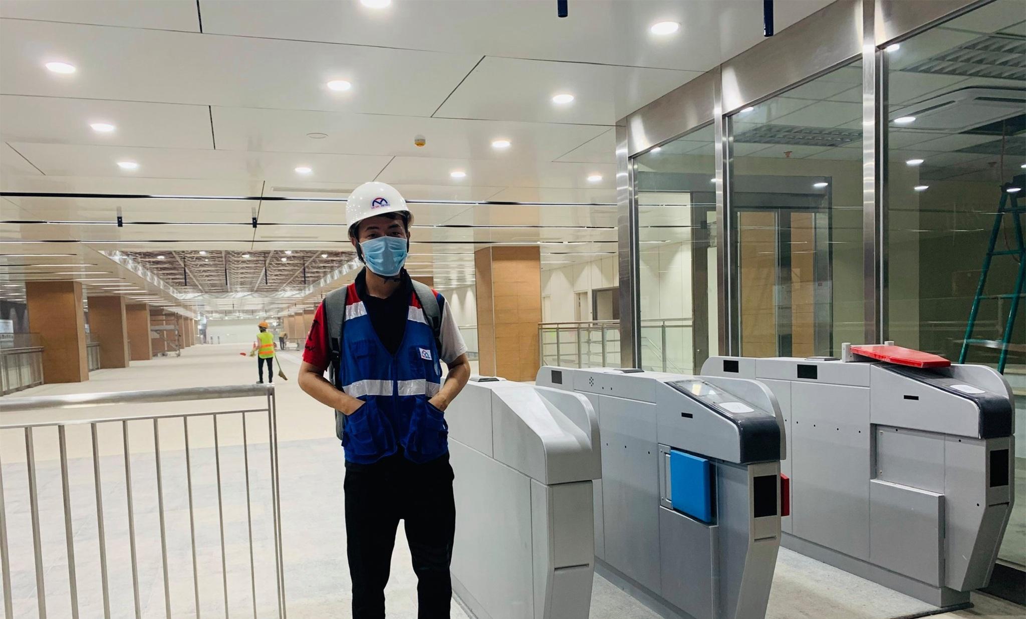 Metro số 1 tăng tốc, đầu tháng 10 đón tàu về Việt Nam - 15
