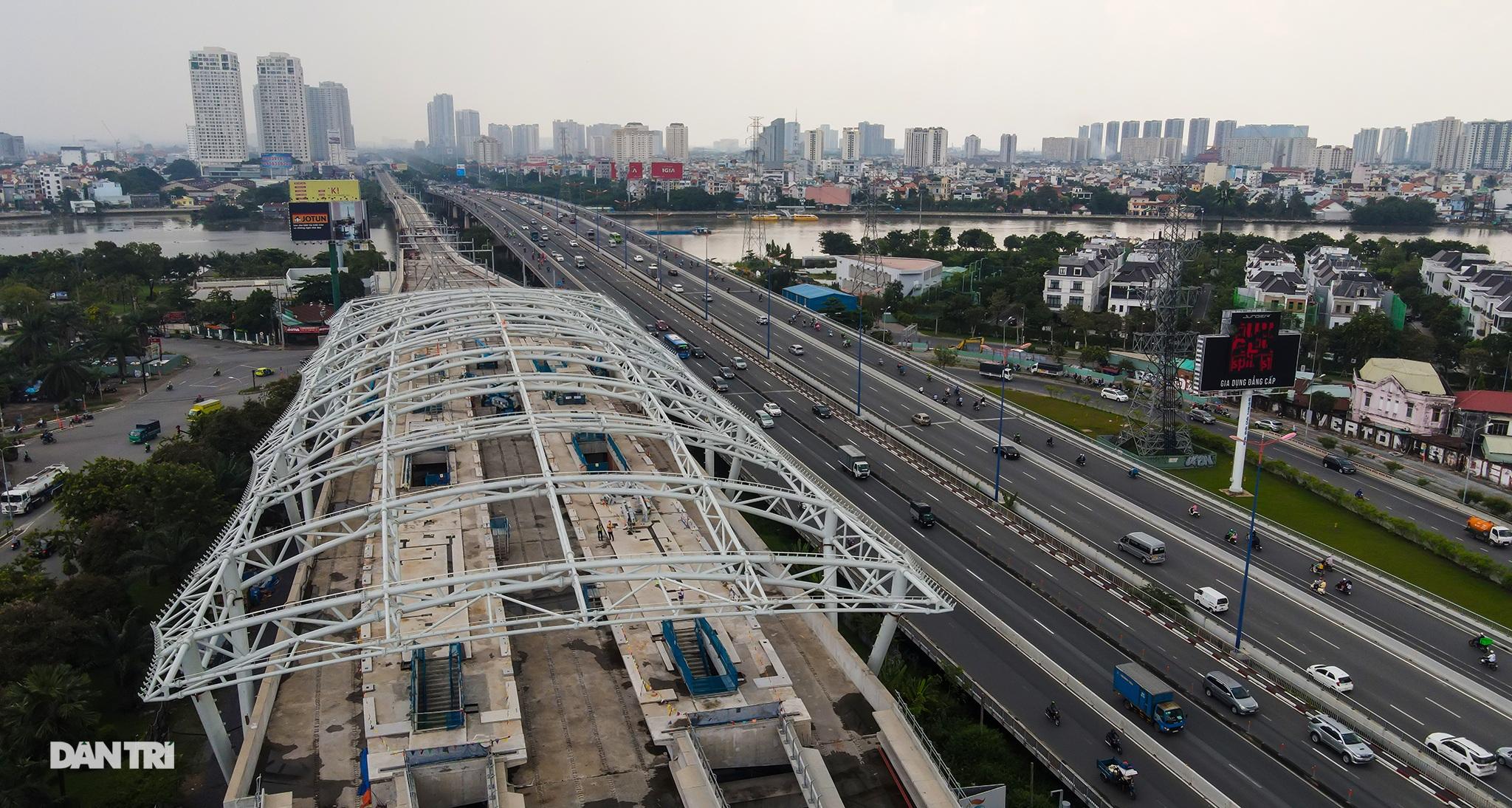 Metro số 1 tăng tốc, đầu tháng 10 đón tàu về Việt Nam - 9