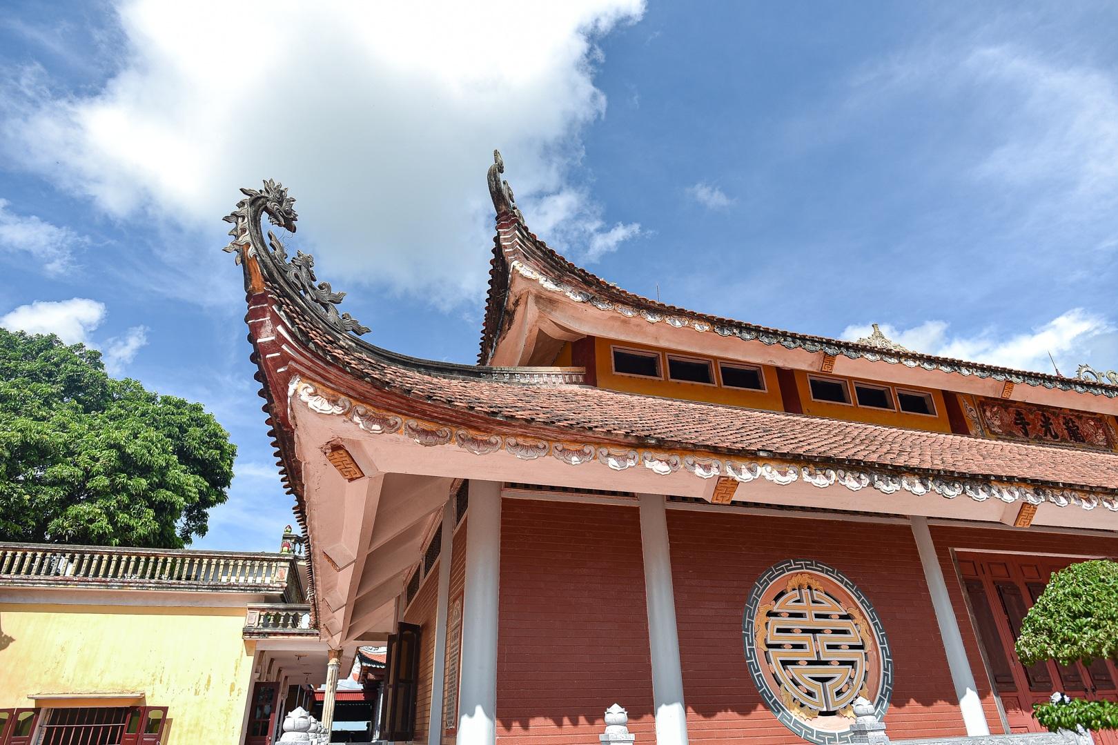 Ngôi đền 600 năm tuổi có kiến trúc độc đáo bậc nhất ở Nam Định - 6