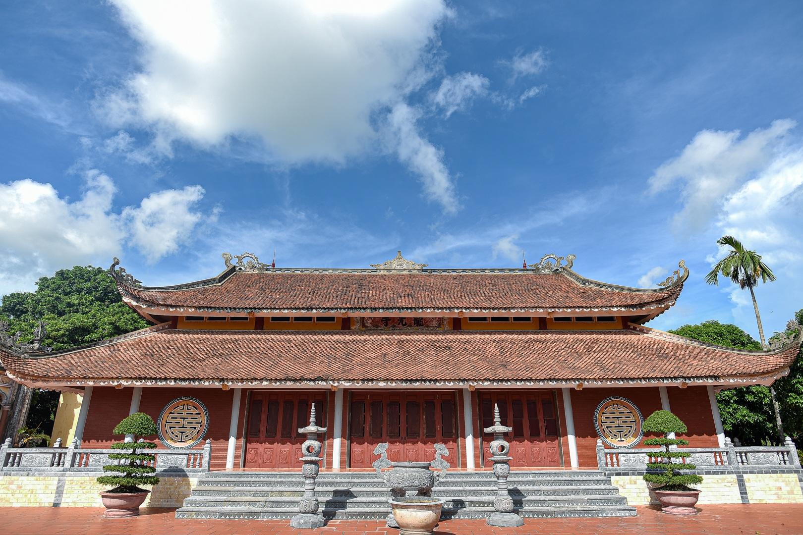 Ngôi đền 600 năm tuổi có kiến trúc độc đáo bậc nhất ở Nam Định - 2