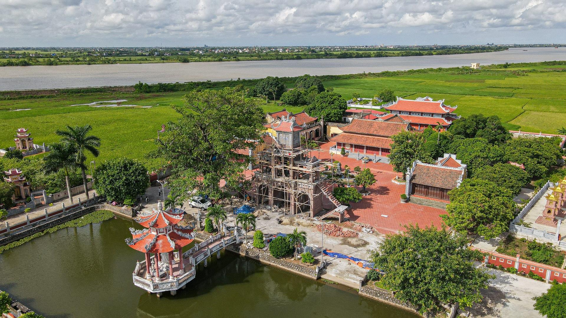 Ngôi đền 600 năm tuổi có kiến trúc độc đáo bậc nhất ở Nam Định - 9