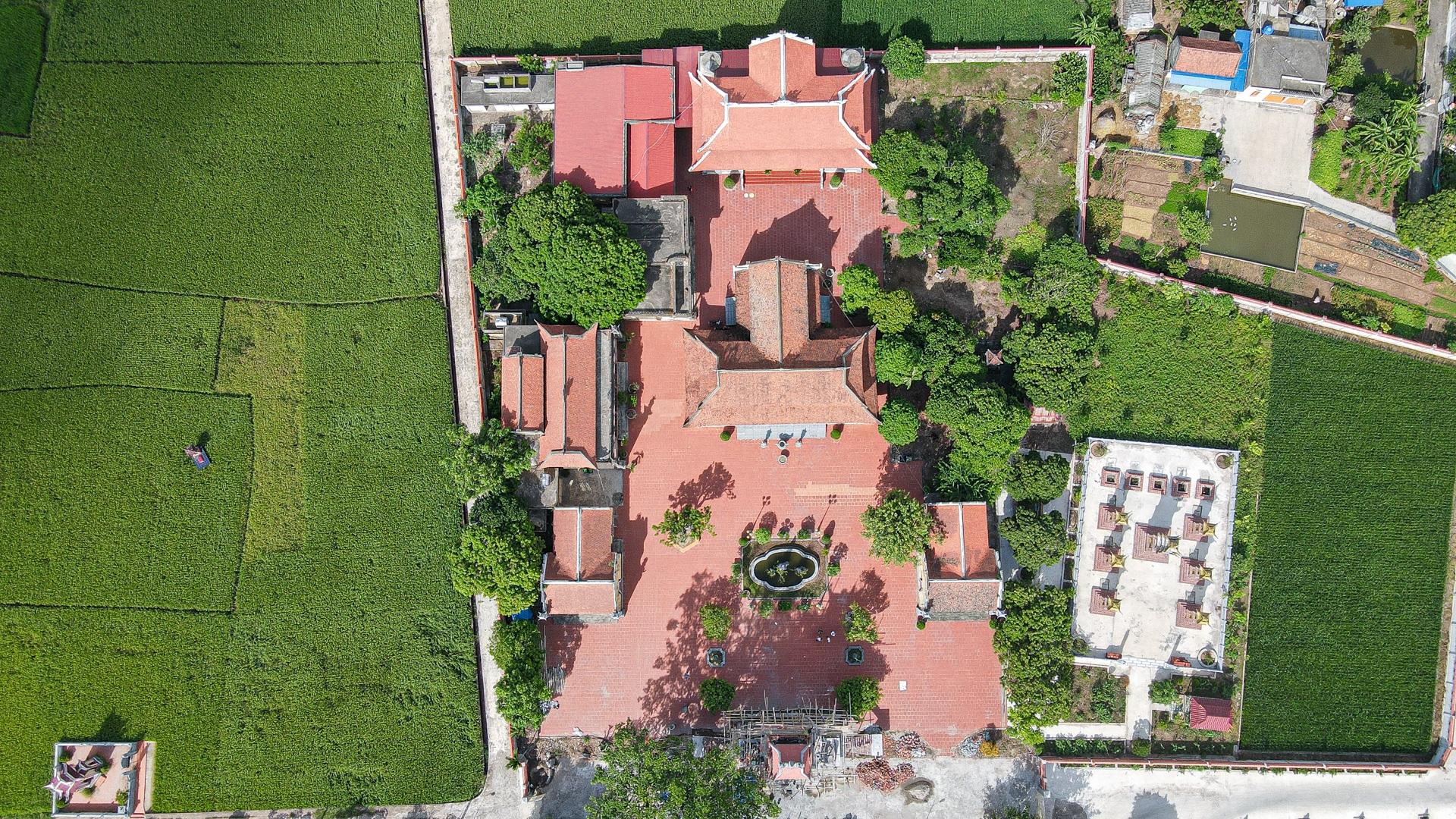 Ngôi đền 600 năm tuổi có kiến trúc độc đáo bậc nhất ở Nam Định - 4