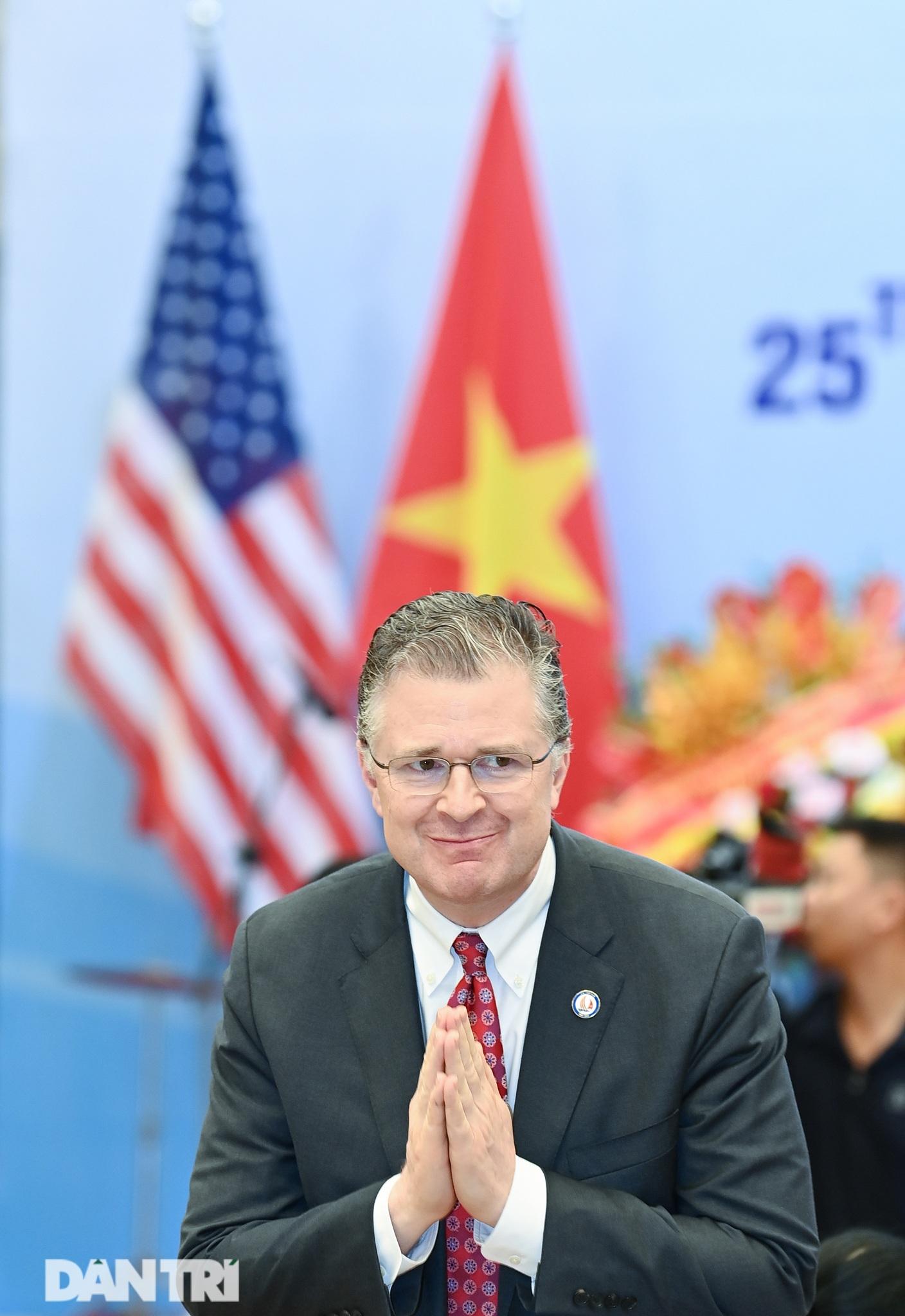 Cuộc gặp của những người xây nền móng cho 25 năm quan hệ Việt Nam - Hoa Kỳ - 3