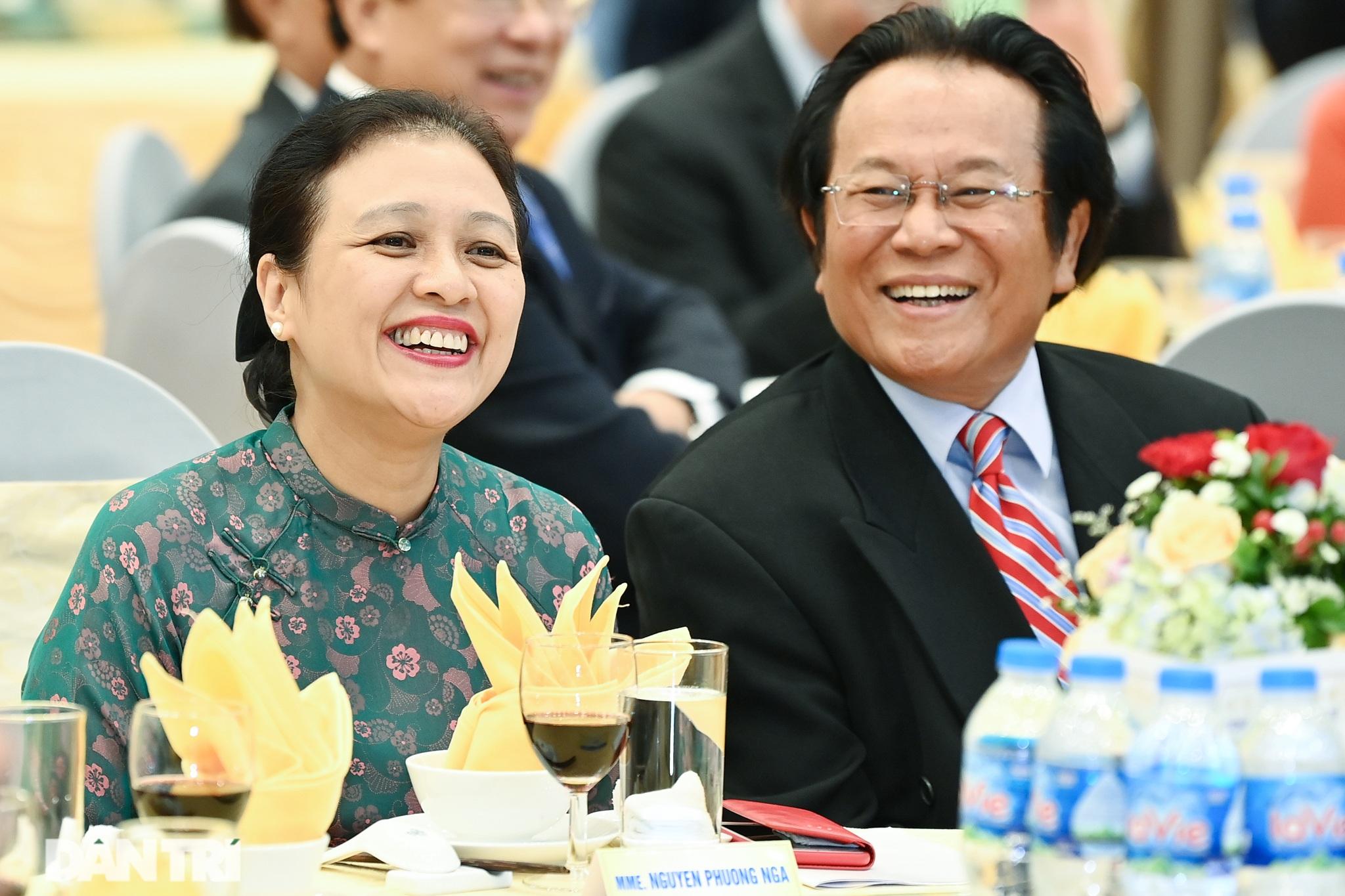 Cuộc gặp của những người xây nền móng cho 25 năm quan hệ Việt Nam - Hoa Kỳ - 6