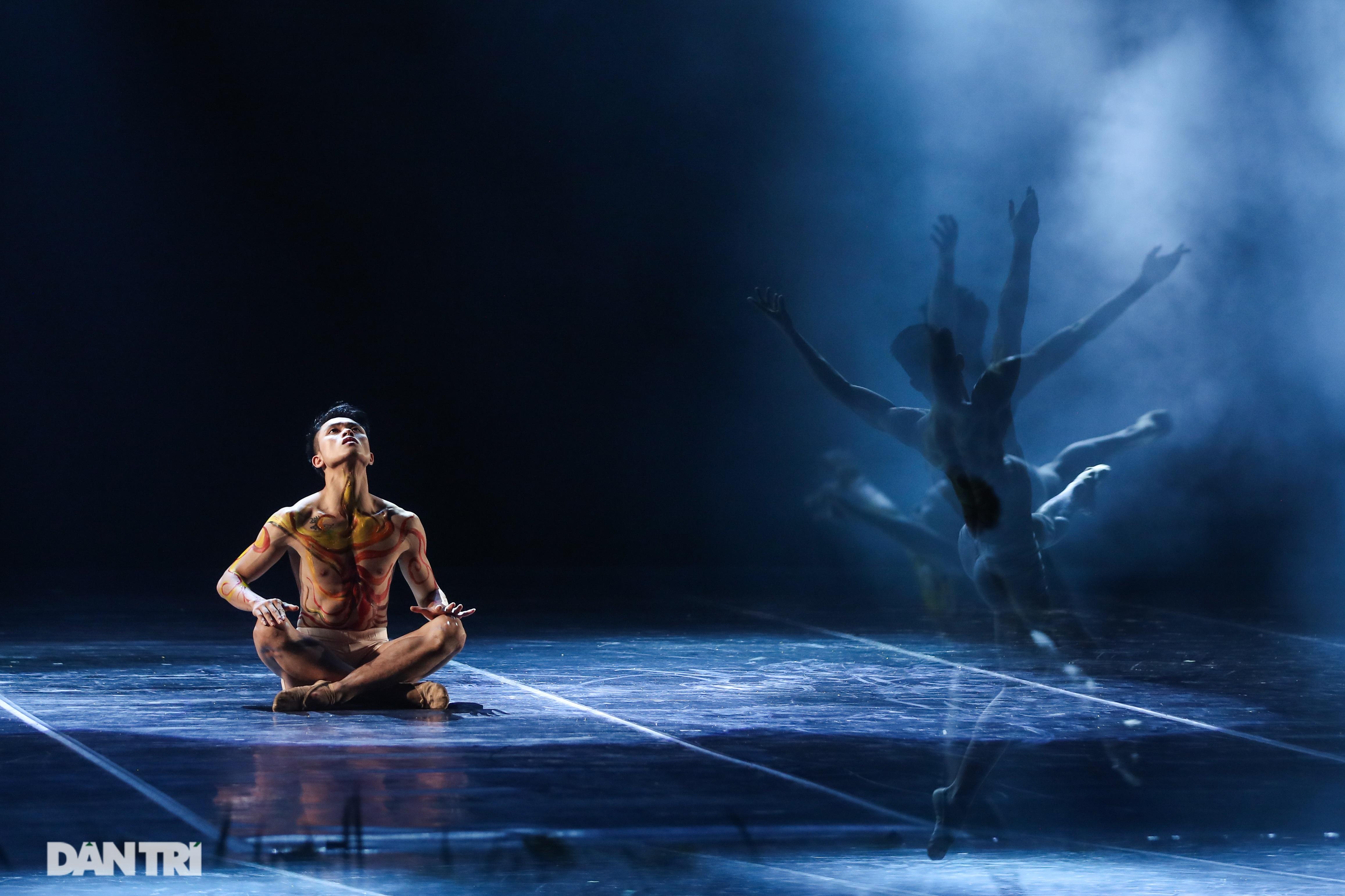 Khoảnh khắc mê hồn tại cuộc thi Tài năng biểu diễn múa - 7