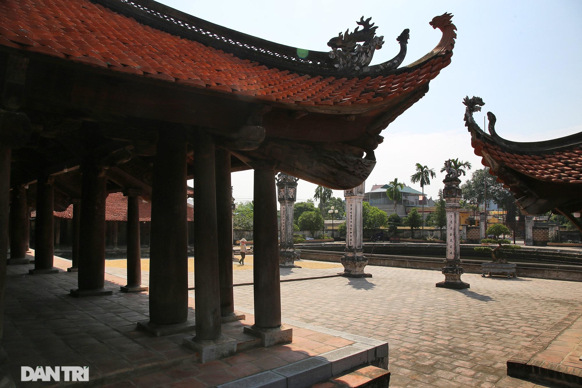 Chiêm ngưỡng tuyệt tác chạm khắc hơn 400 năm tuổi tại Hà Nội - 11