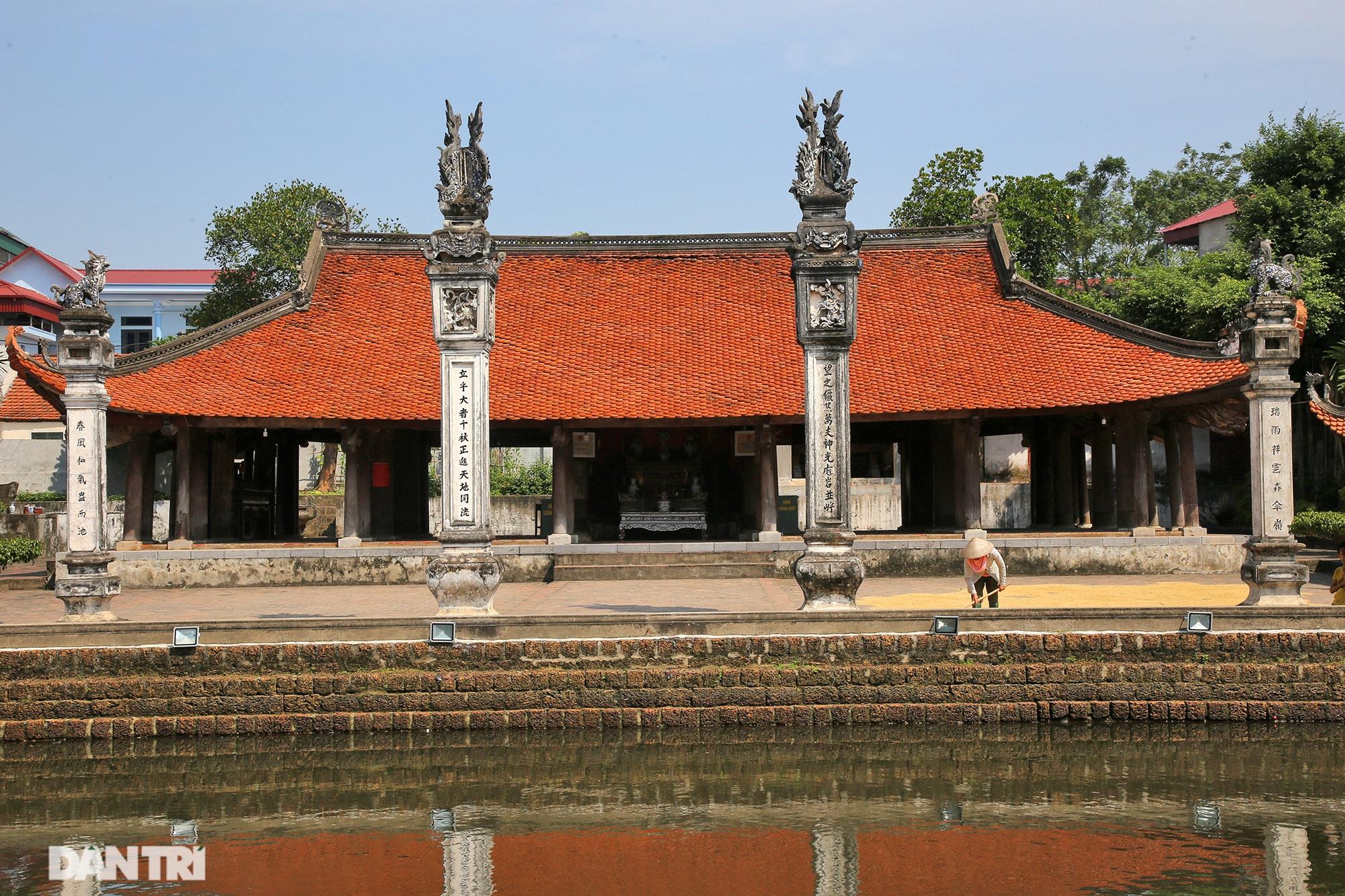 Chiêm ngưỡng tuyệt tác chạm khắc hơn 400 năm tuổi tại Hà Nội - 16