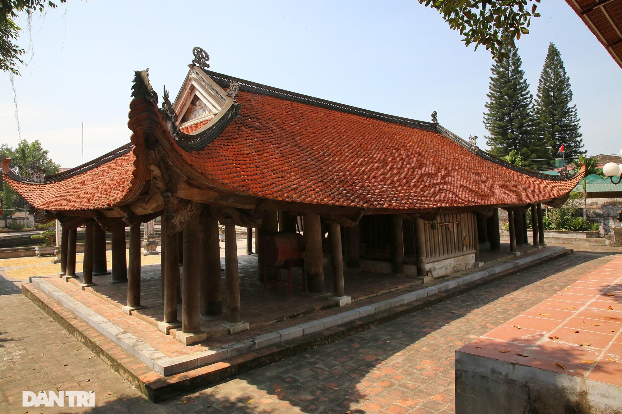 Chiêm ngưỡng tuyệt tác chạm khắc hơn 400 năm tuổi tại Hà Nội - 3