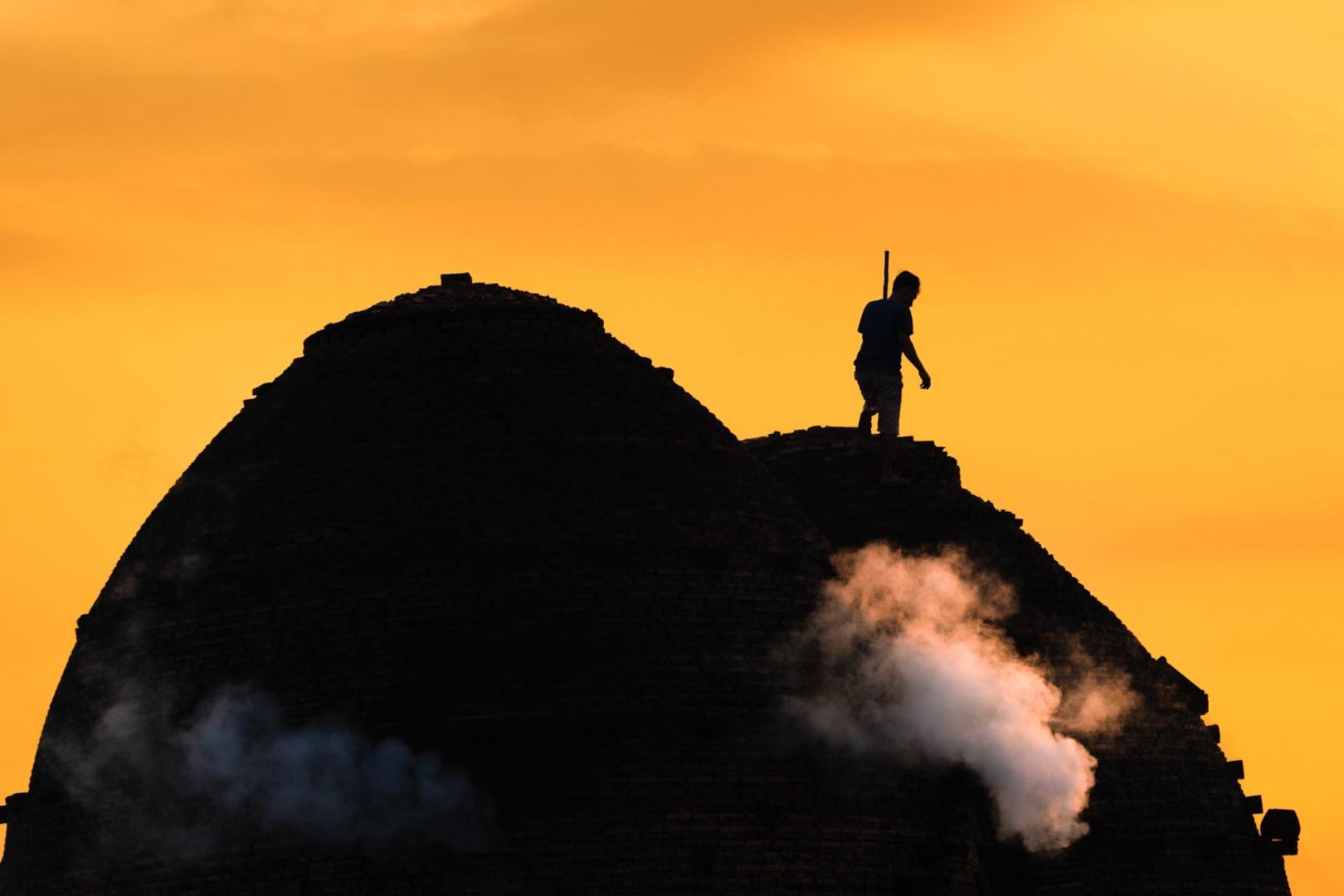 Lạc vào vương quốc lò gạch trăm tuổi ở Vĩnh Long - 10