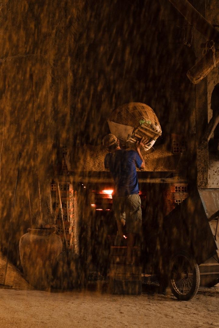 Lạc vào vương quốc lò gạch trăm tuổi ở Vĩnh Long - 14