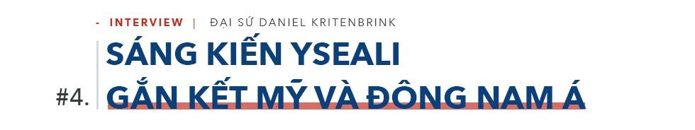 """Đại sứ Daniel Kritenbrink: 30.000 """"đại sứ văn hóa"""" gắn kết quan hệ Việt-Mỹ - 7"""