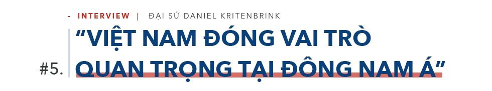 """Đại sứ Daniel Kritenbrink: 30.000 """"đại sứ văn hóa"""" gắn kết quan hệ Việt-Mỹ - 9"""