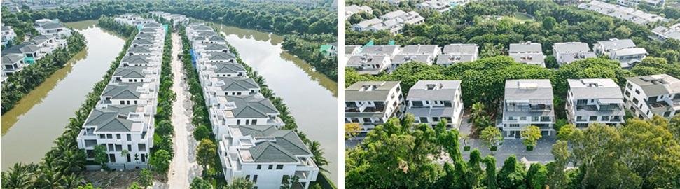 Thành phố triệu cây xanh Ecopark nhìn từ camera bay - 6