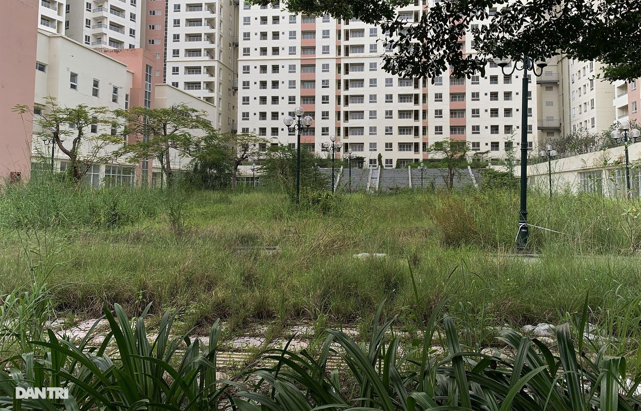TP.HCM: Mịt mờ lối thoát cho các khu tái định cư - 2
