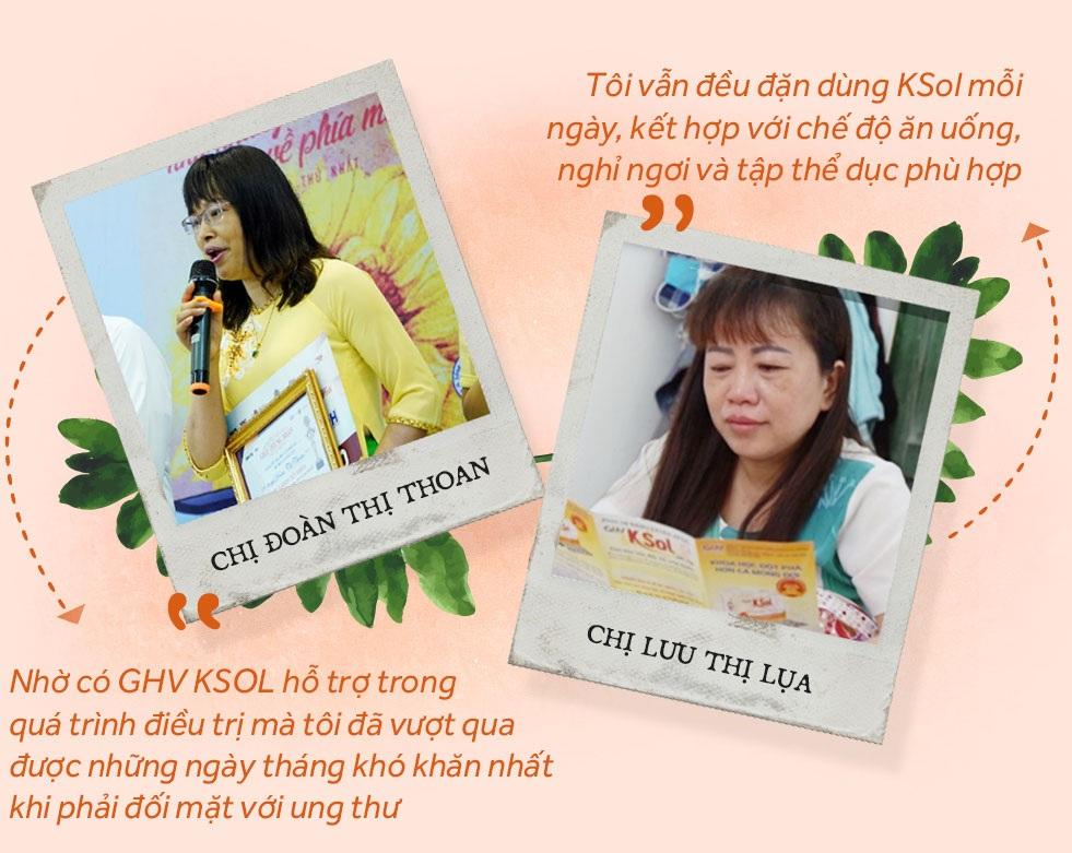 Những nghiên cứu đột phá và câu chuyện Sứ mệnh vì sức khỏe vàng của người Việt - 10