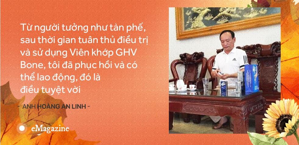 Những nghiên cứu đột phá và câu chuyện Sứ mệnh vì sức khỏe vàng của người Việt - 12