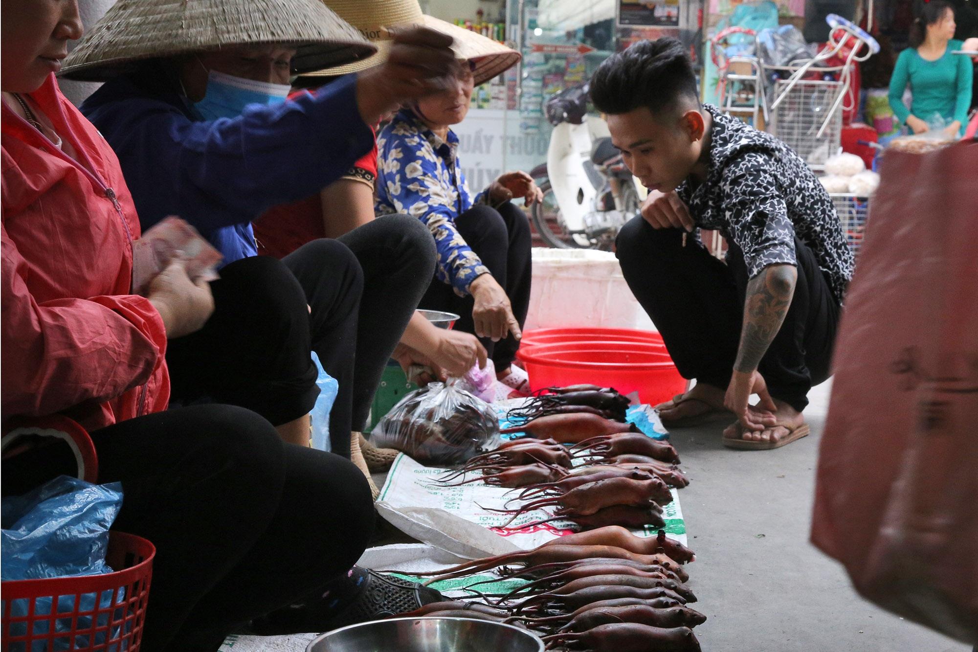 Món thịt chuột đặc sản của người làng Giống - 11