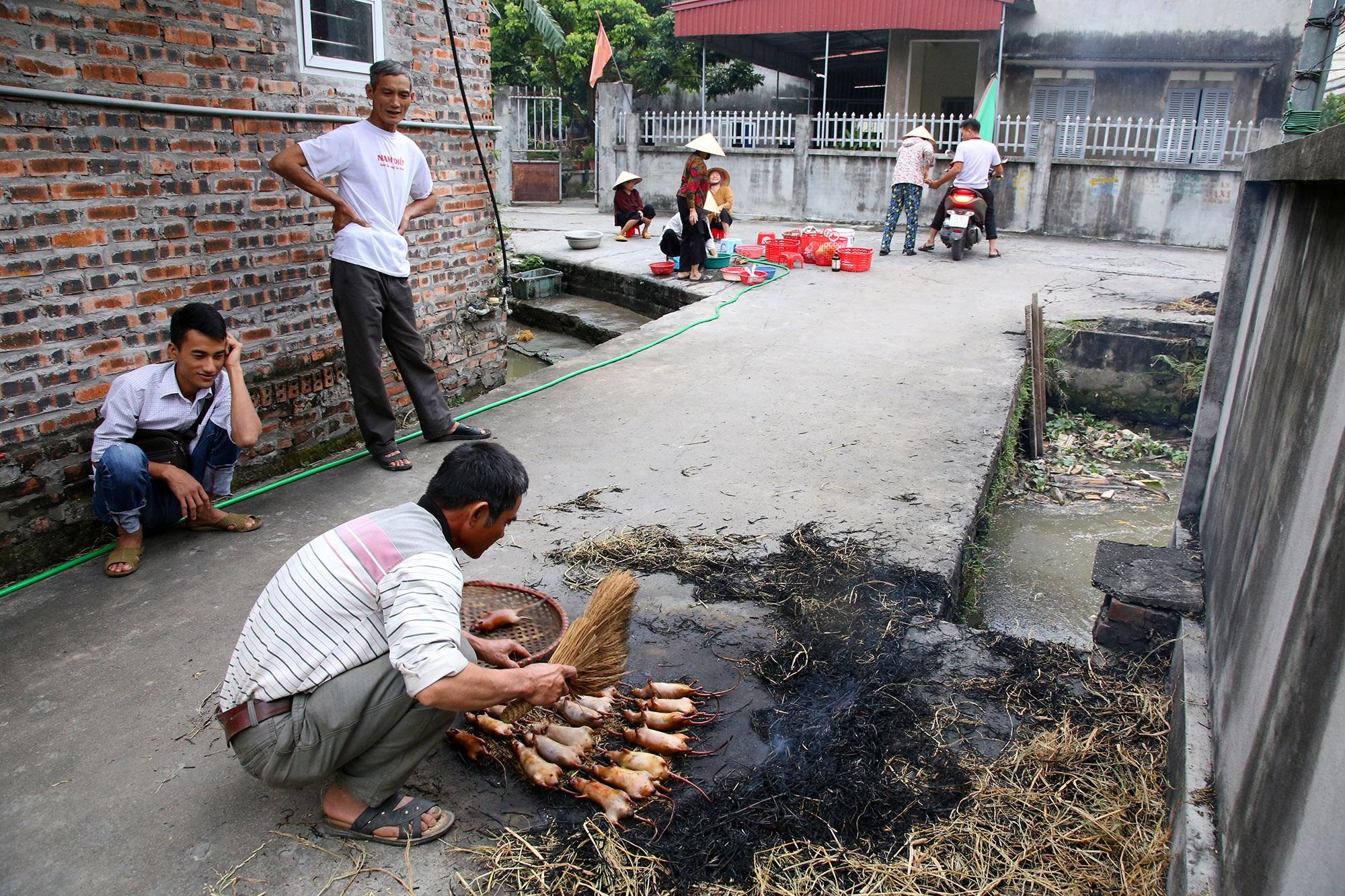 Món thịt chuột đặc sản của người làng Giống - 8