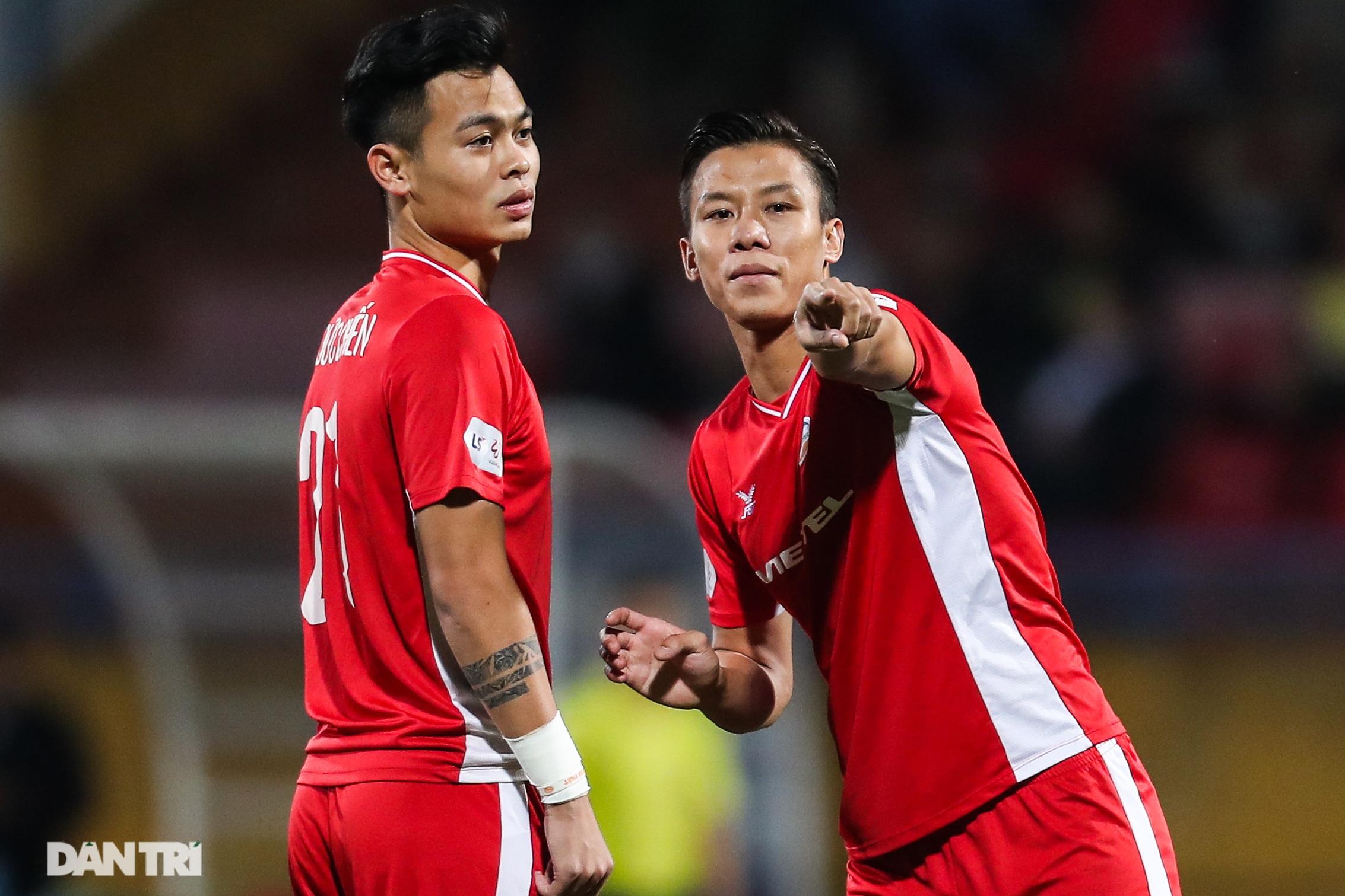 Những khoảnh khắc CLB Viettel chạm một tay vào chức vô địch V-League - 8