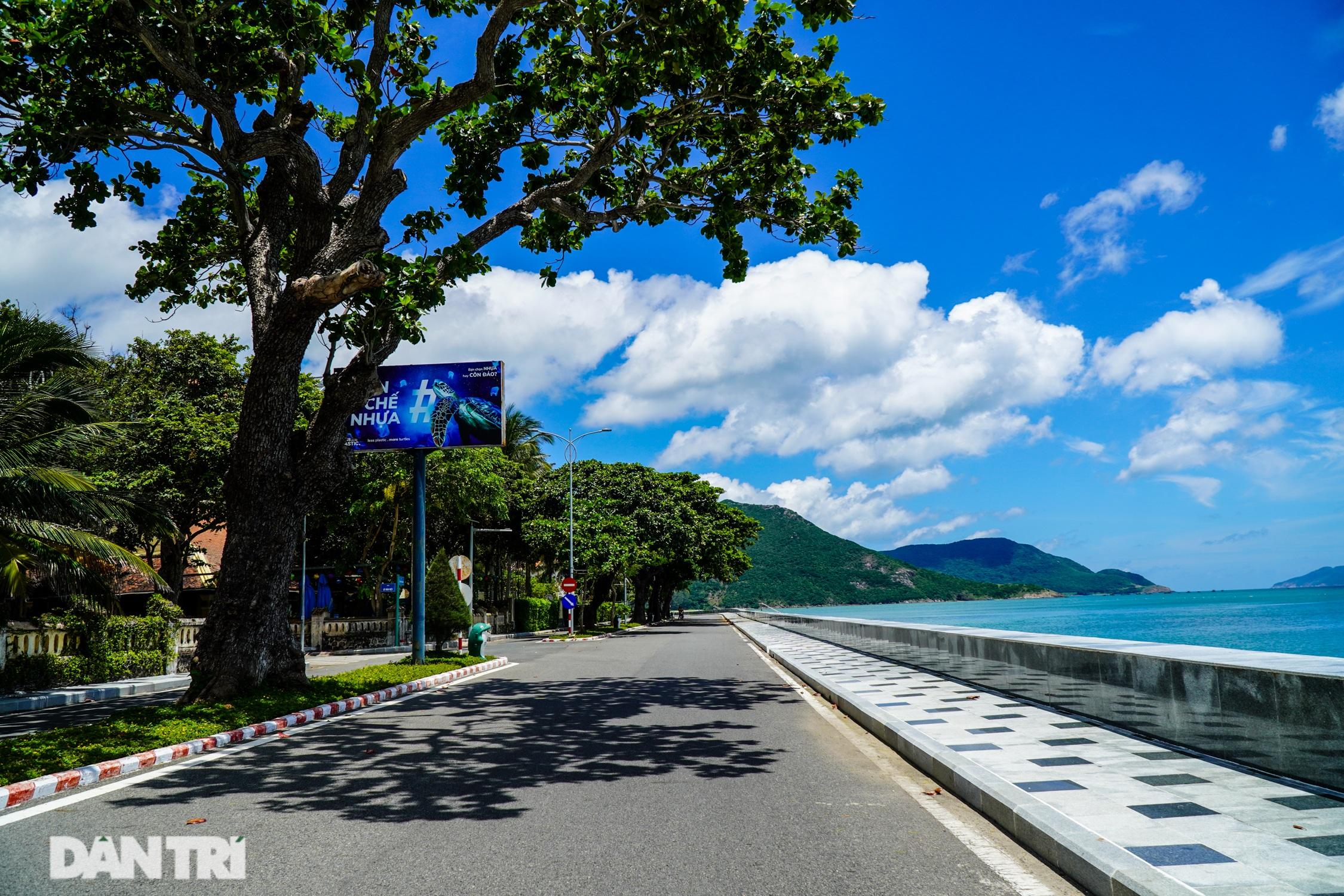 Cảnh vắng bóng du khách ở bãi biển trong xanh nhất thế giới - 6