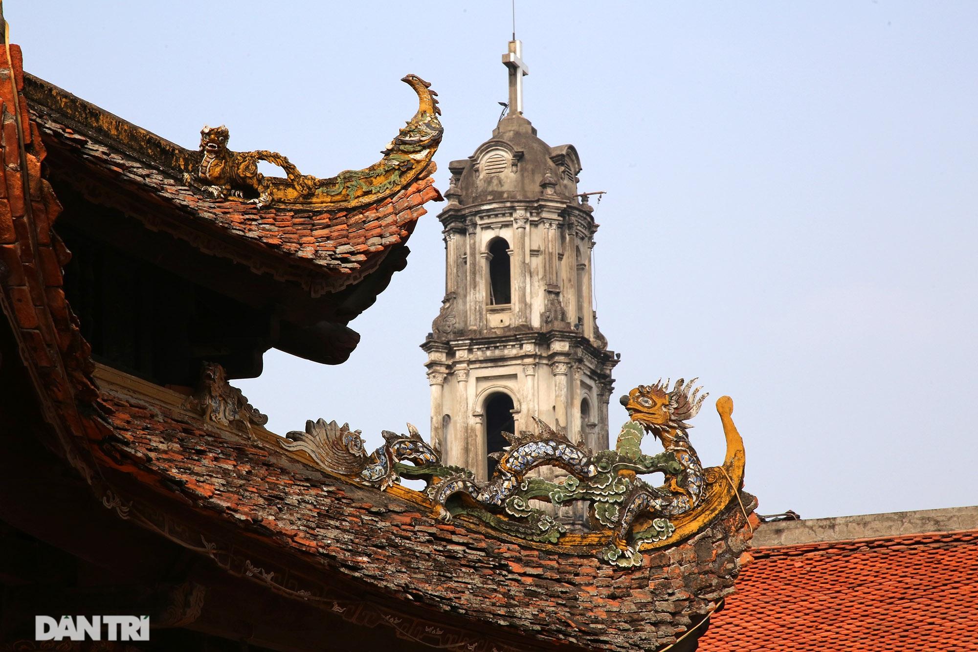 Nét hiện đại và xưa cũ trong không gian kiến trúc Hà Nội - 4