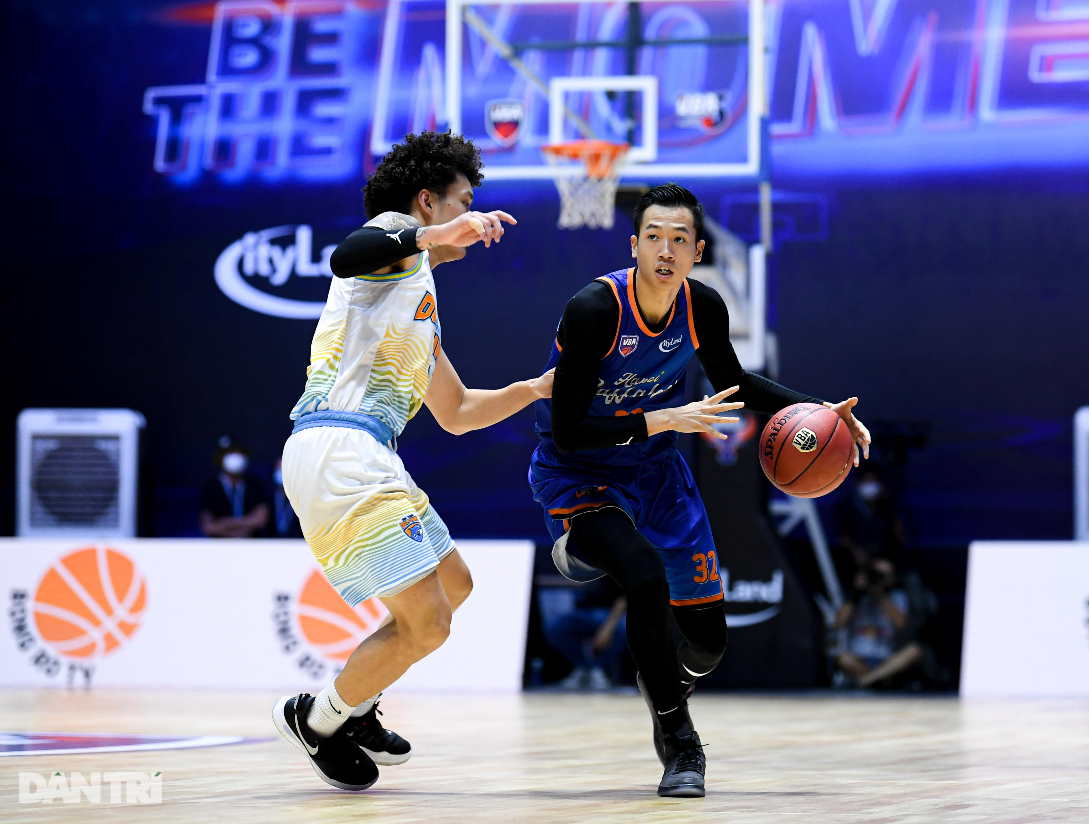 Hanoi Buffaloes chiếm vị trí thứ 3 bằng chiến thắng đầy ấn tượng - 6