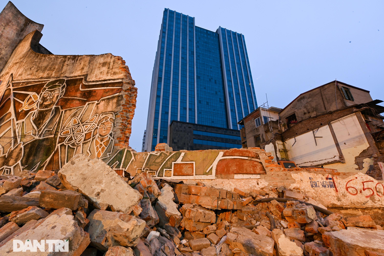 Nét hiện đại và xưa cũ trong không gian kiến trúc Hà Nội - 22