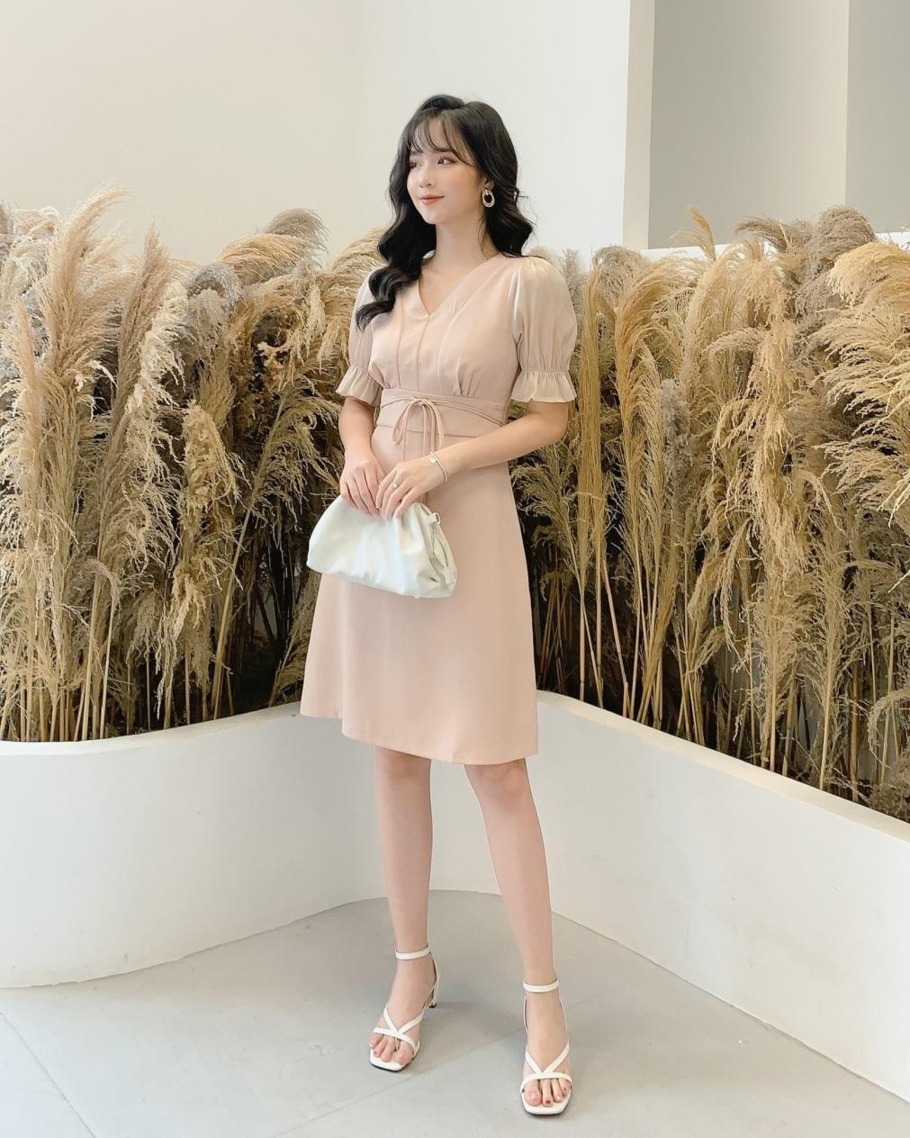 Chân váy bút chì - Đen - Thời Trang LOZA   Thời trang
