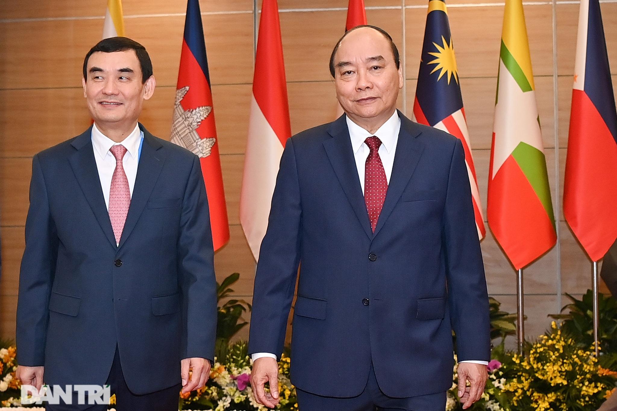 Lãnh đạo Đảng, Nhà nước dự khai mạc Hội nghị cấp cao ASEAN - 3