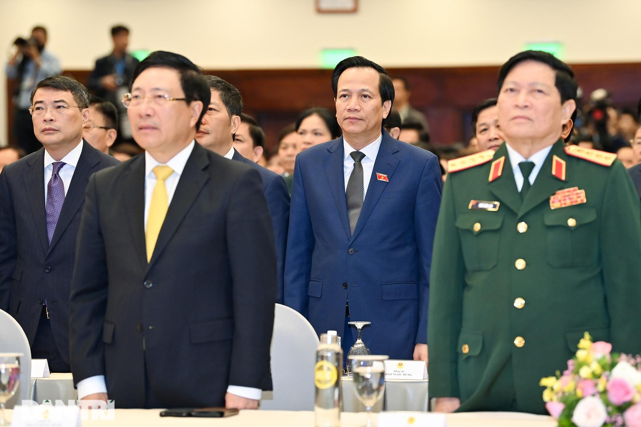 Lãnh đạo Đảng, Nhà nước dự khai mạc Hội nghị cấp cao ASEAN - 9