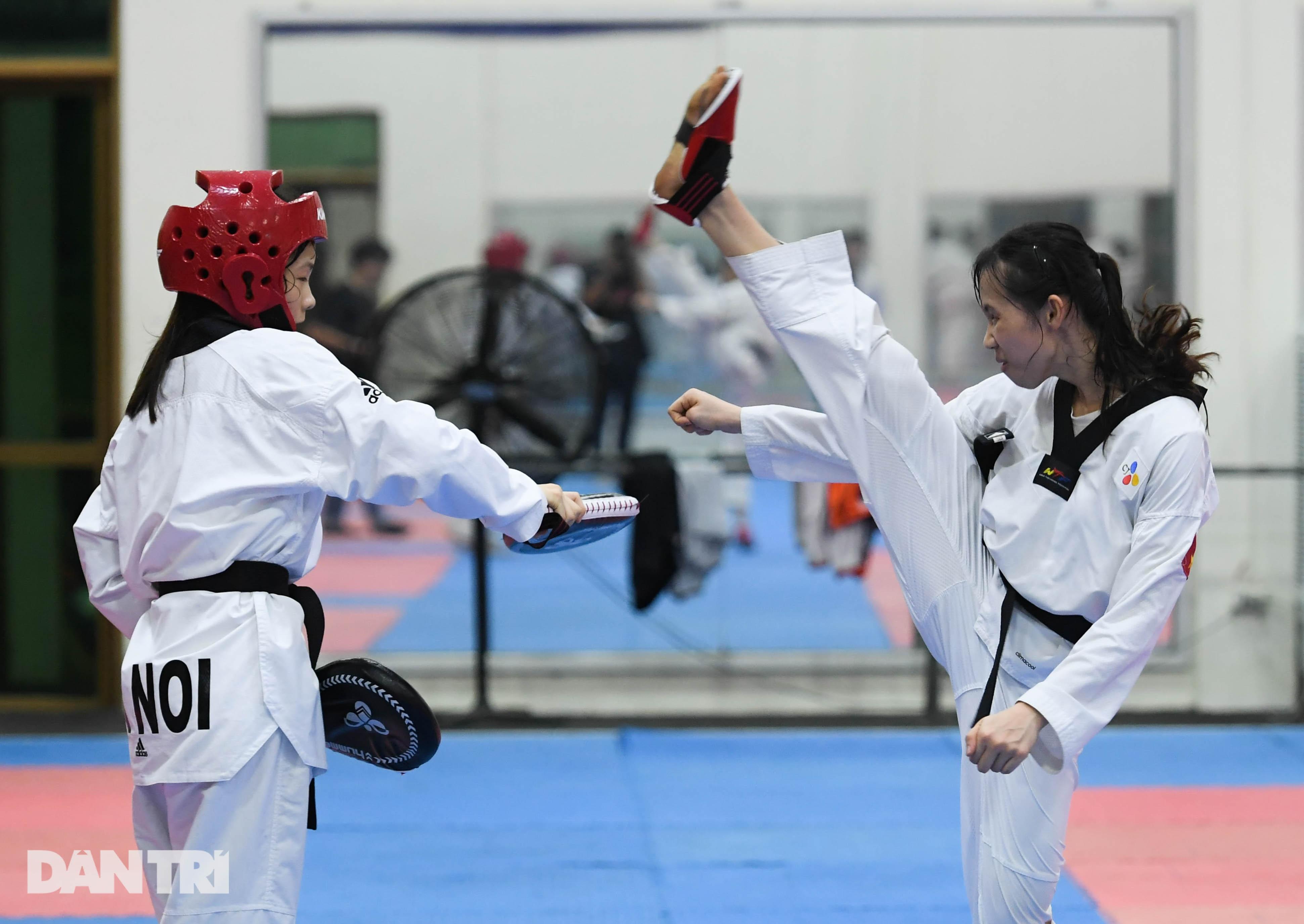 Taekwondo Việt Nam: Tấm gương thầy Park và mục tiêu tại Olympic - 17