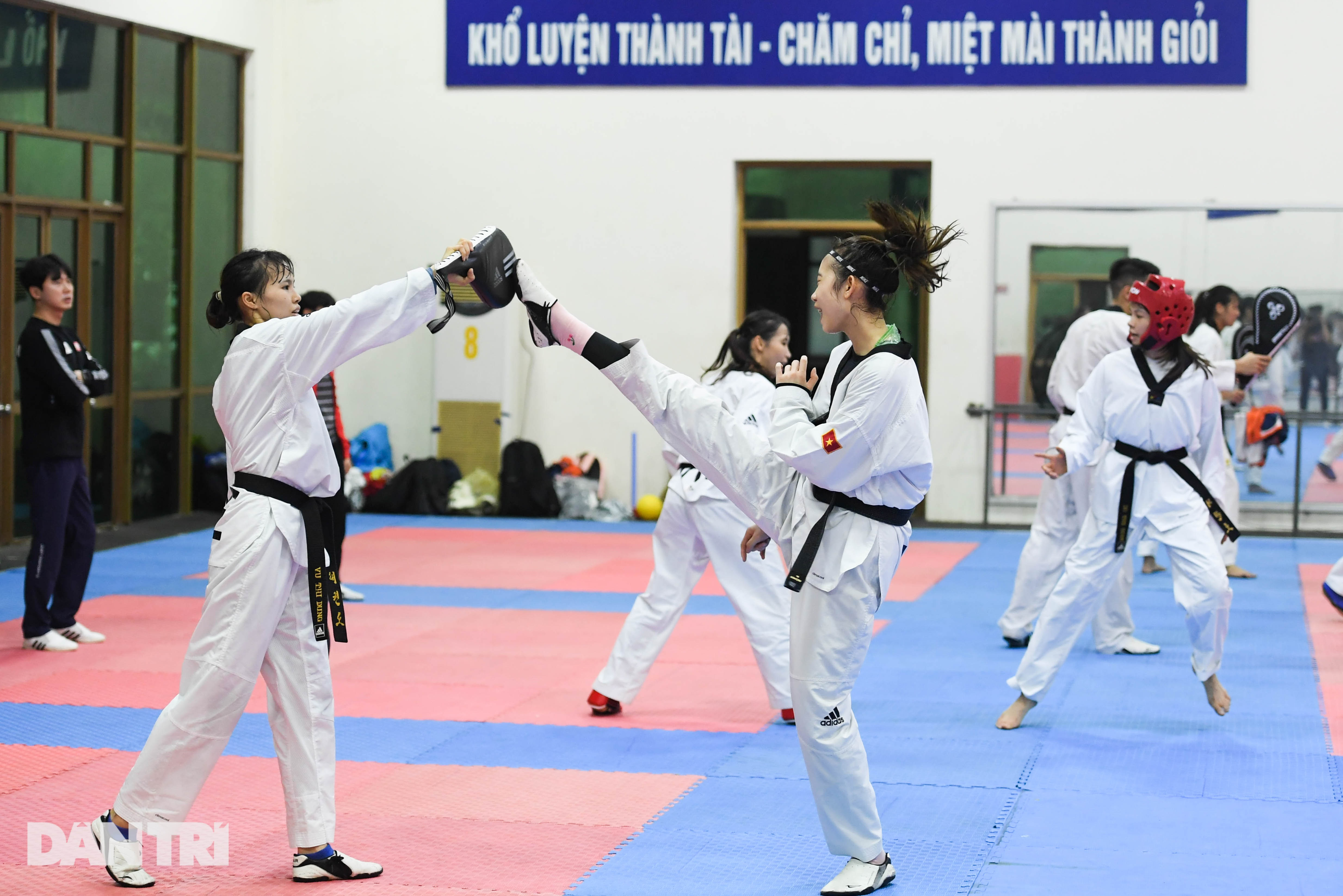 Taekwondo Việt Nam: Tấm gương thầy Park và mục tiêu tại Olympic - 14