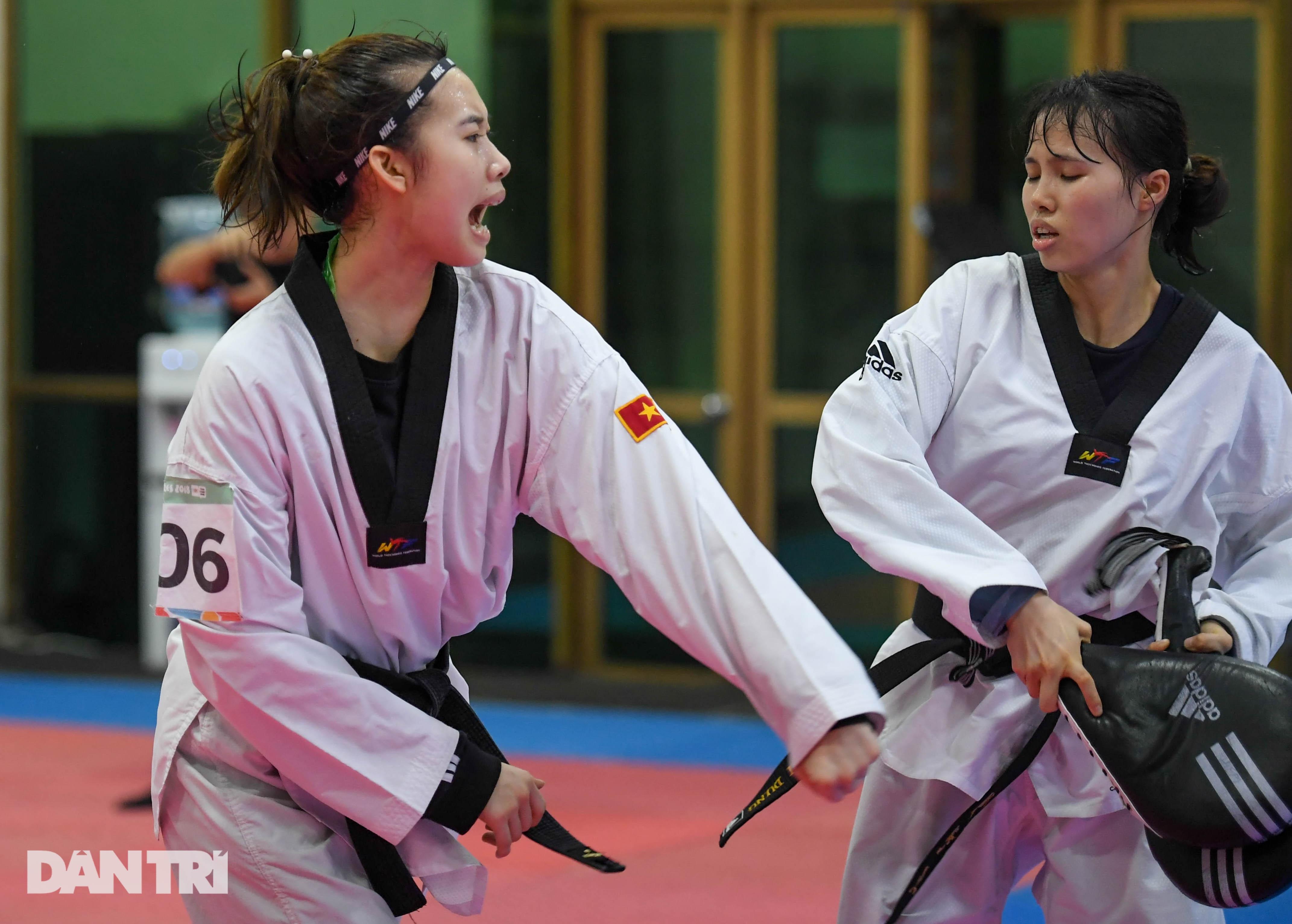 Taekwondo Việt Nam: Tấm gương thầy Park và mục tiêu tại Olympic - 15