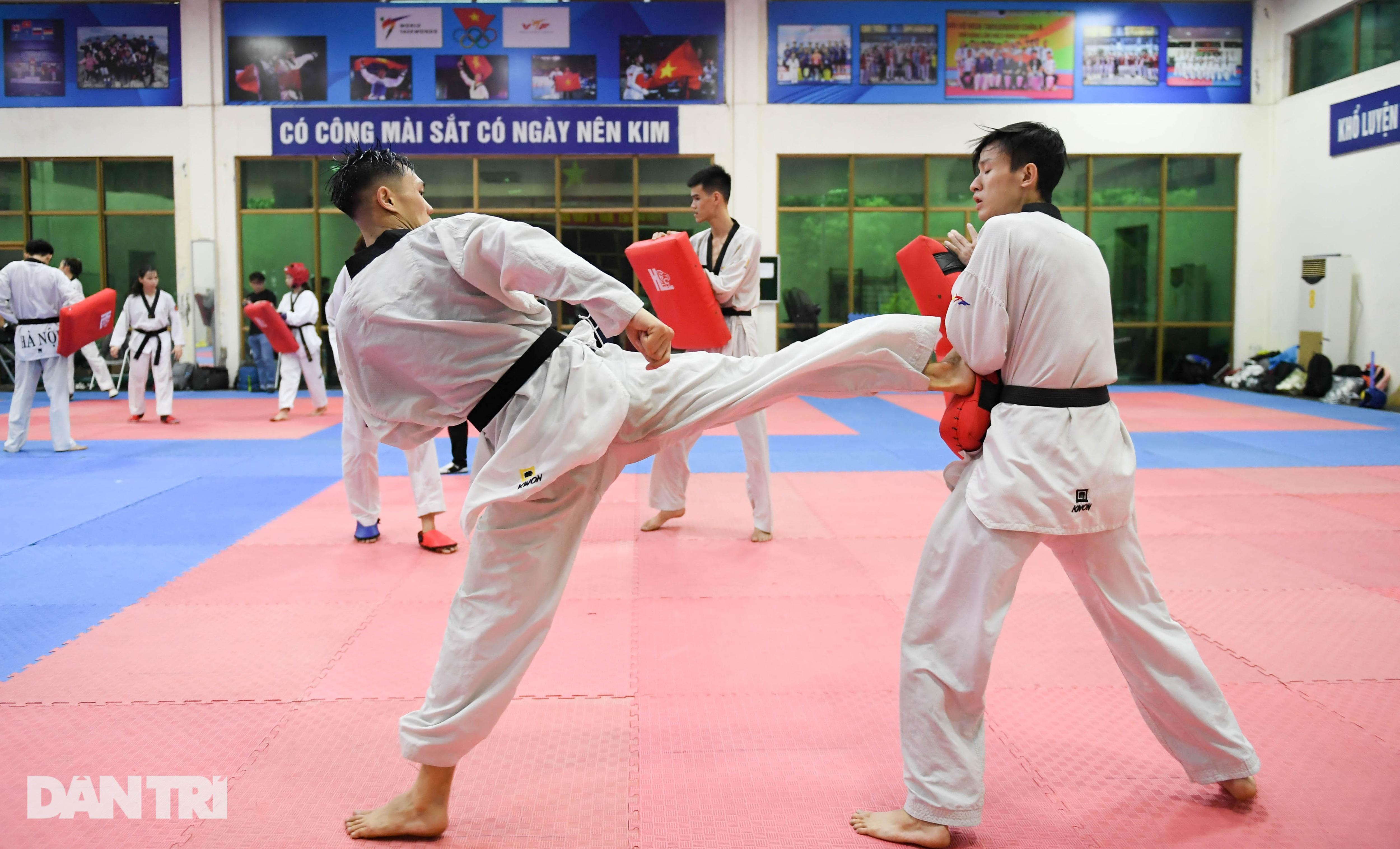 Taekwondo Việt Nam: Tấm gương thầy Park và mục tiêu tại Olympic - 5
