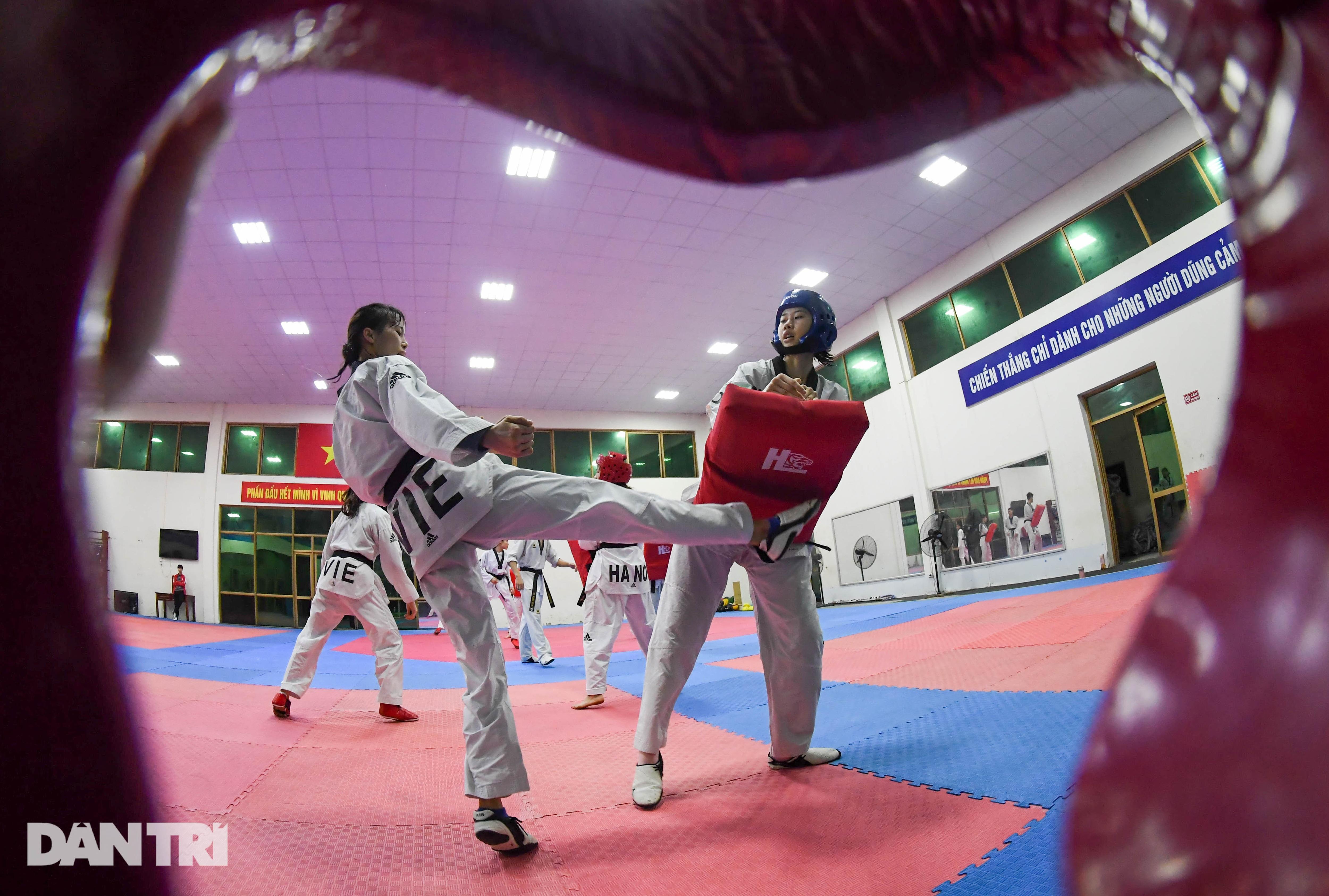 Taekwondo Việt Nam: Tấm gương thầy Park và mục tiêu tại Olympic - 20