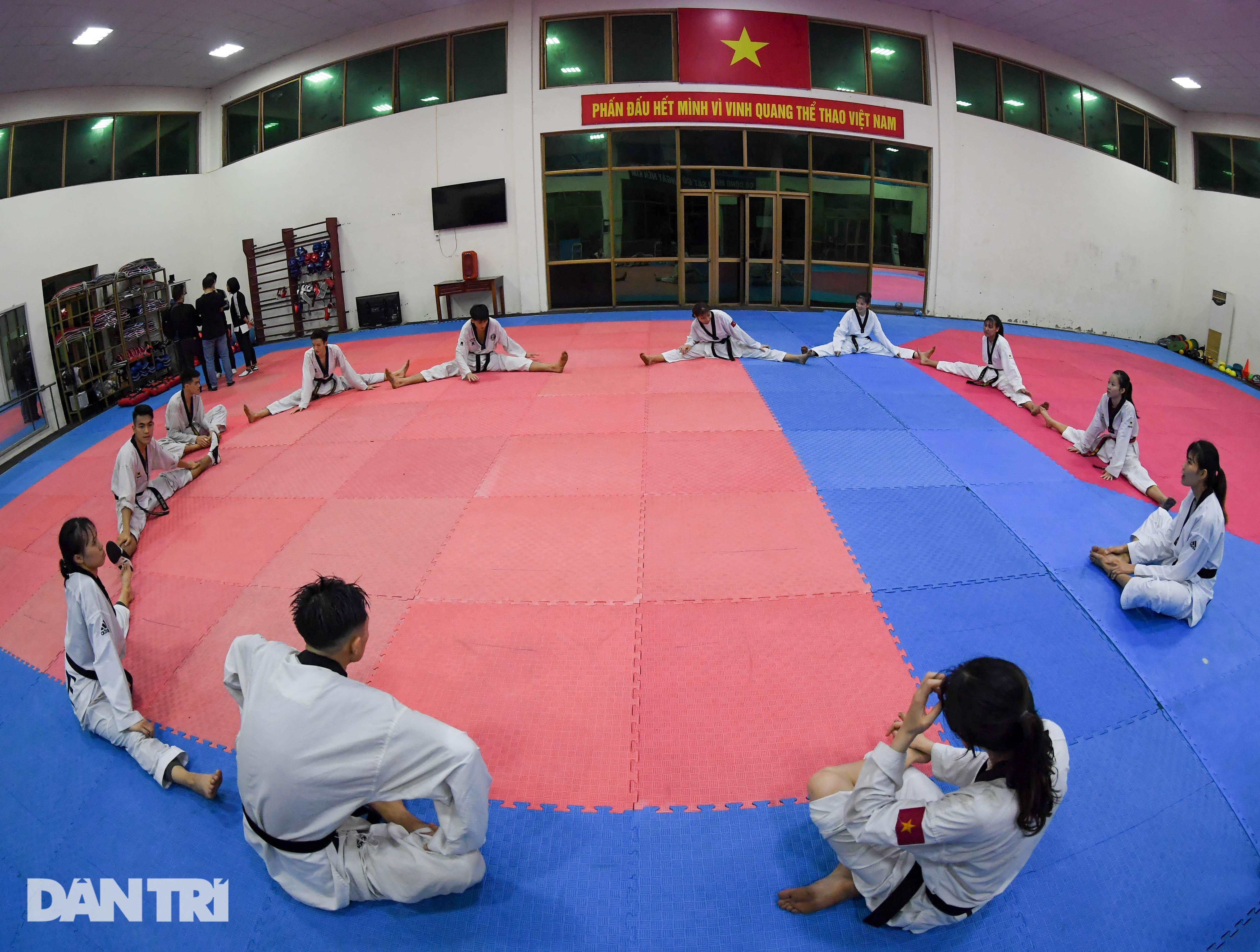 Taekwondo Việt Nam: Tấm gương thầy Park và mục tiêu tại Olympic - 25