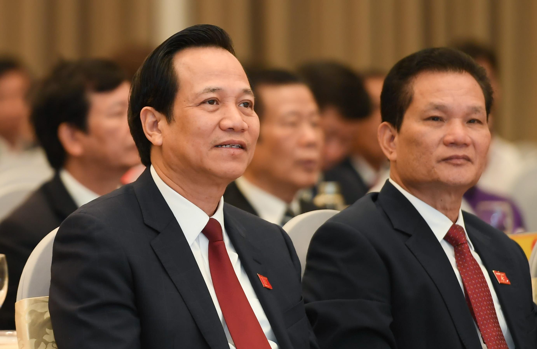 Bộ trưởng Đào Ngọc Dung: Chỉ tiêu niềm tin về an sinh xã hội tăng cao - 2