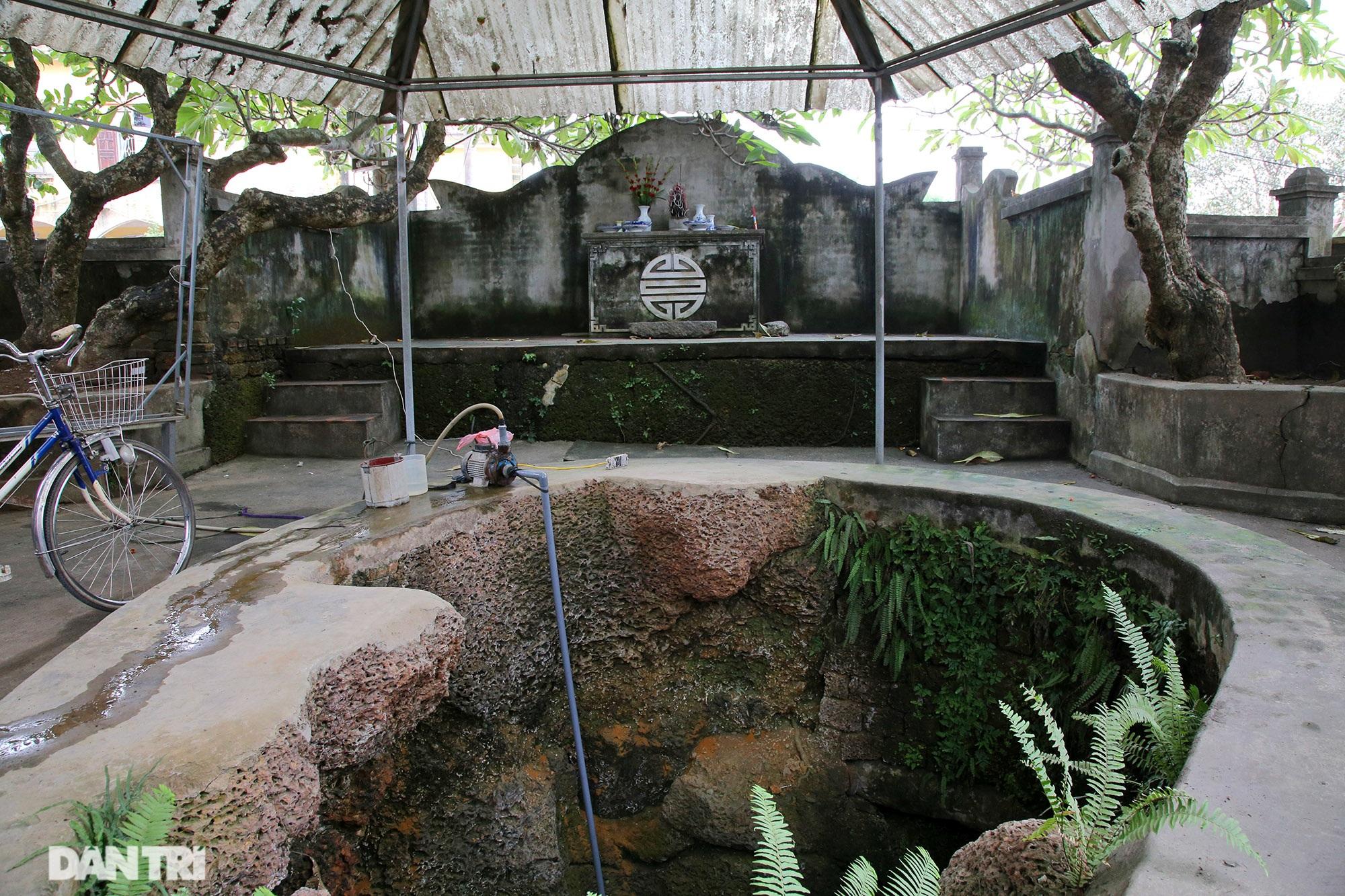 Bí ẩn 99 giếng cổ thiên tạo trong một làng ở Hà Nội - 3