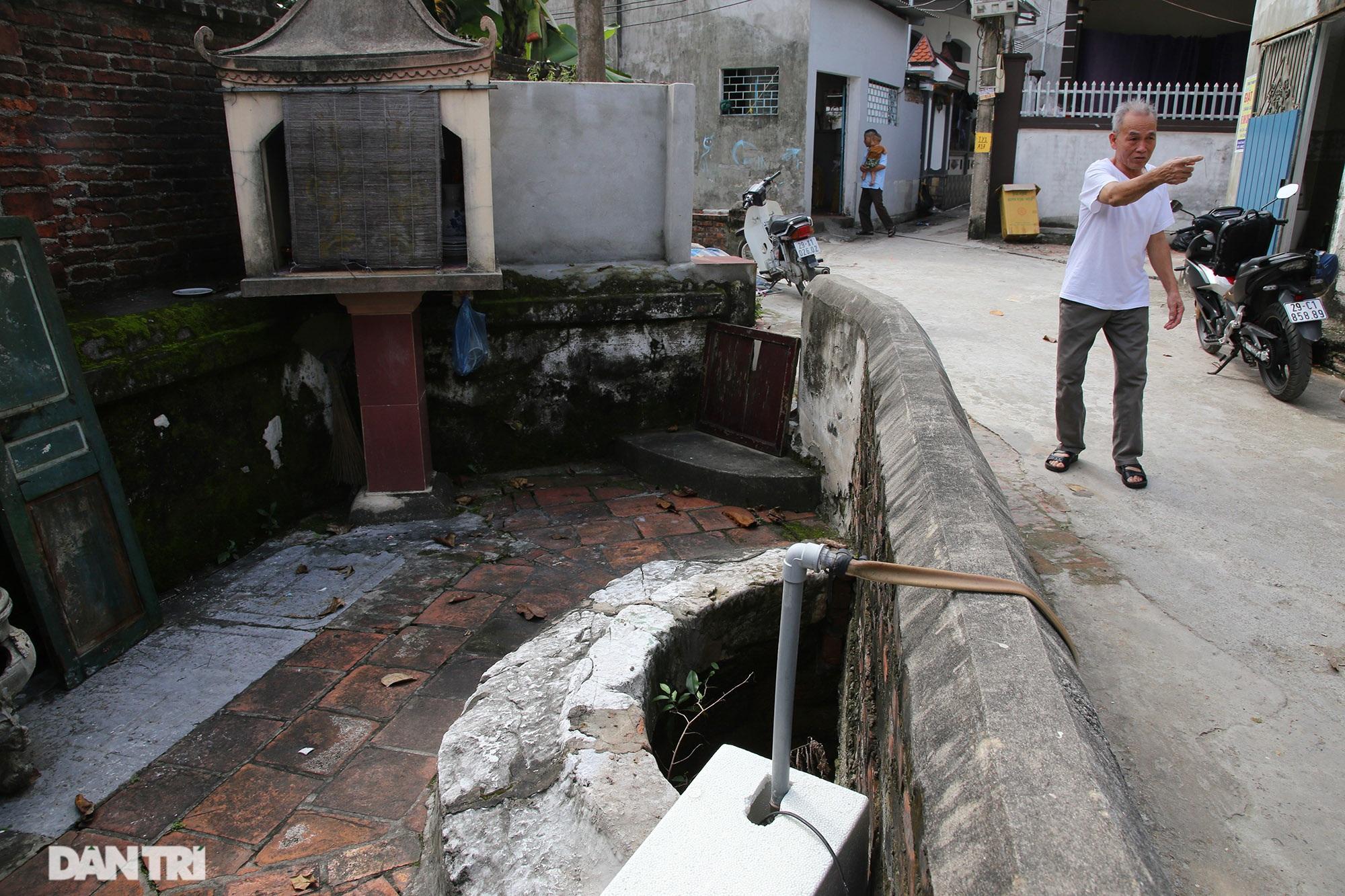 Bí ẩn 99 giếng cổ thiên tạo trong một làng ở Hà Nội - 8