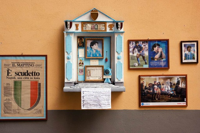 Diego Maradona: Vĩnh biệt huyền thoại bất tử - 8