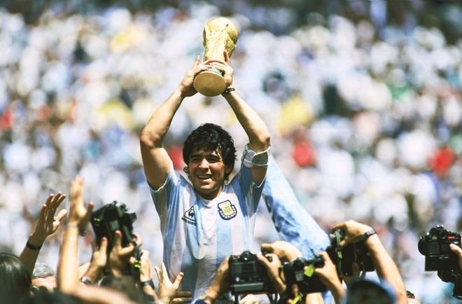 Diego Maradona: Vĩnh biệt huyền thoại bất tử - 10