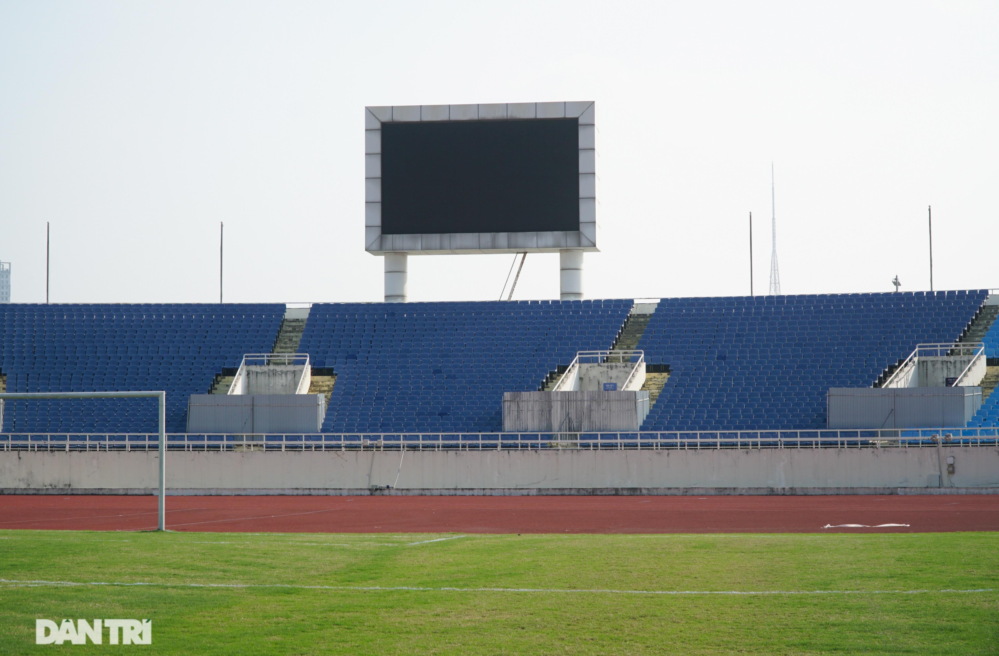 Cận cảnh đại tu Sân vận động Mỹ Đình sau 17 năm hoạt động - 8