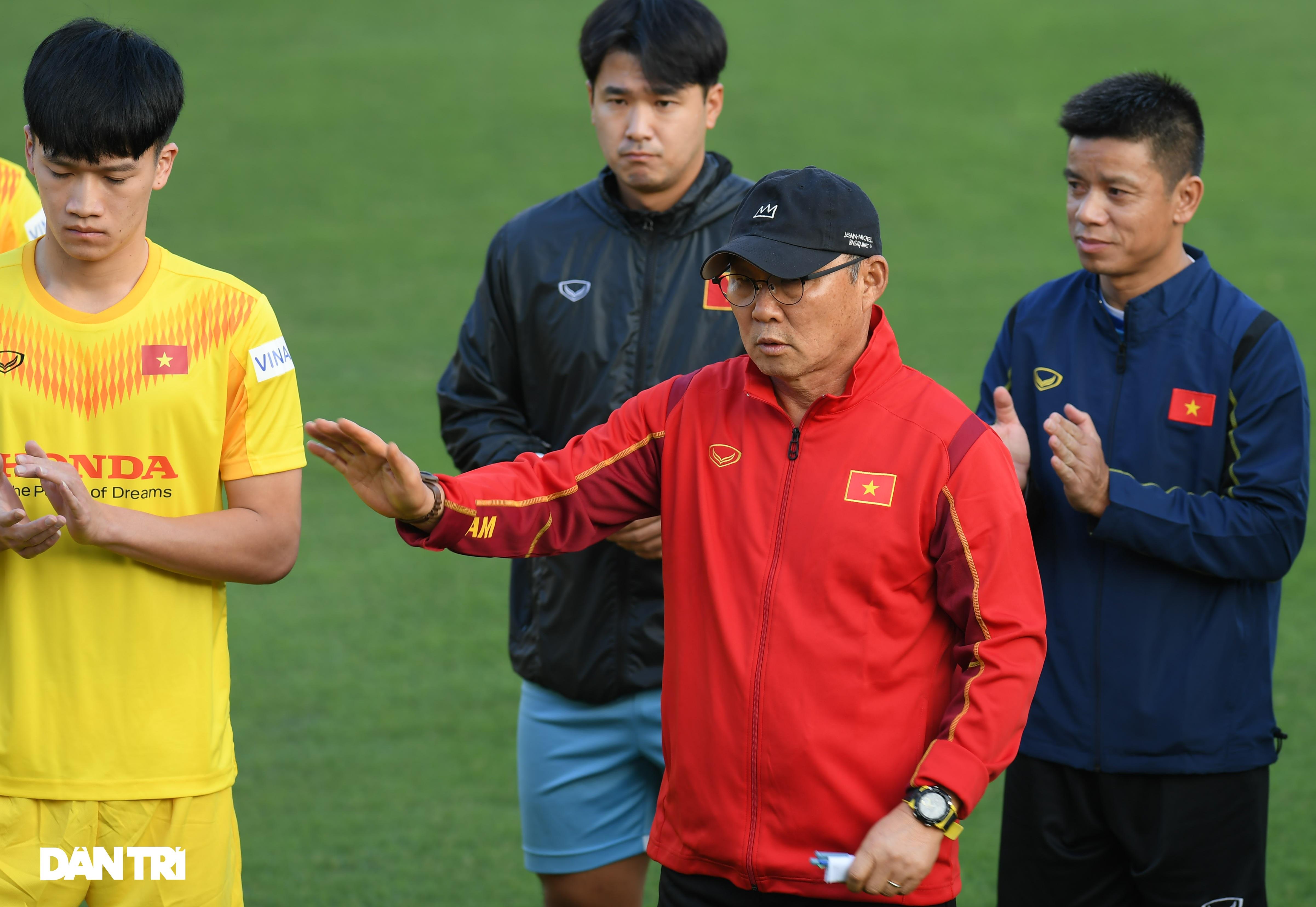 Thầy Park lên giáo án chưa từng có cho đội tuyển Việt Nam - 3