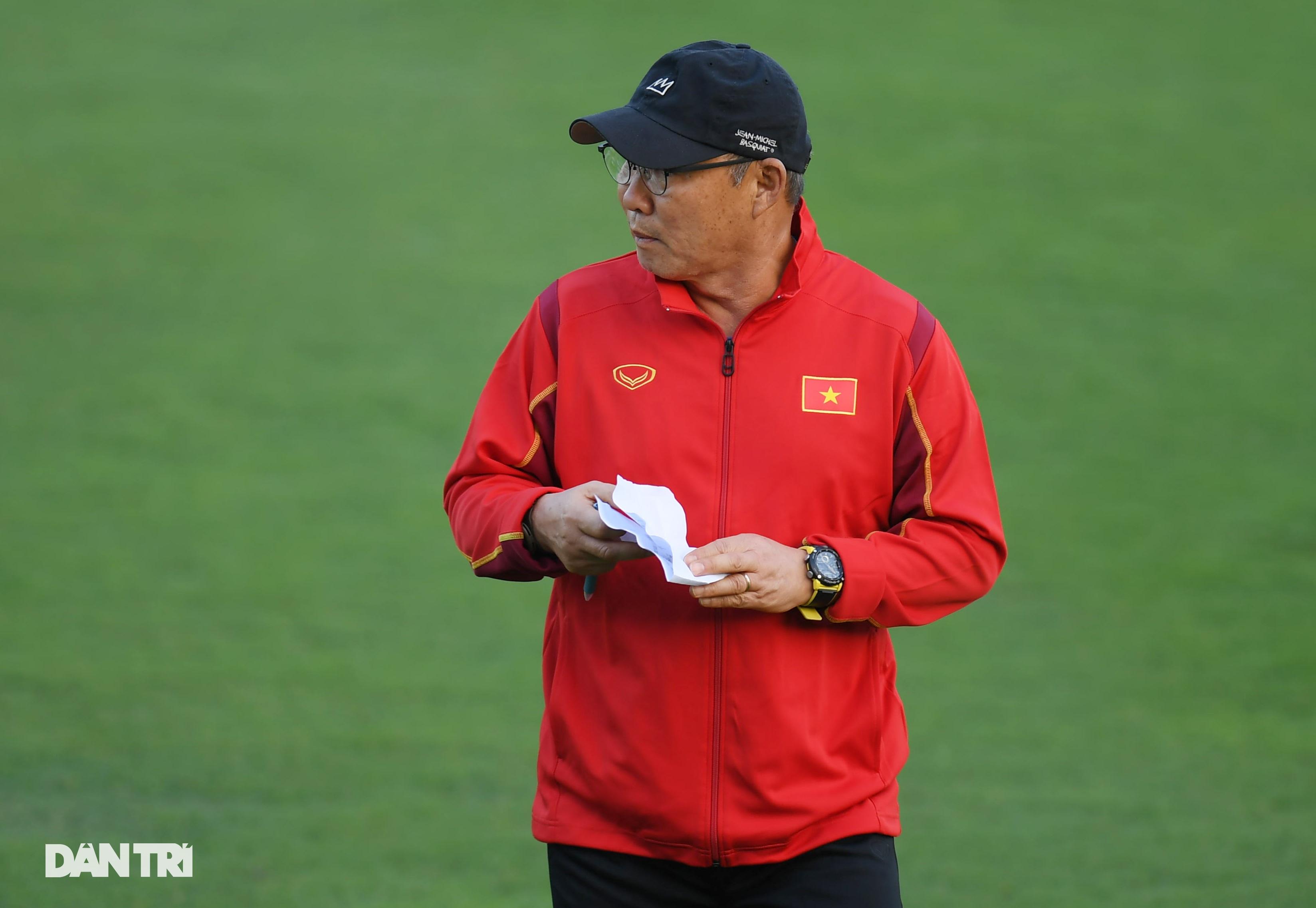 Thầy Park lên giáo án chưa từng có cho đội tuyển Việt Nam - 8