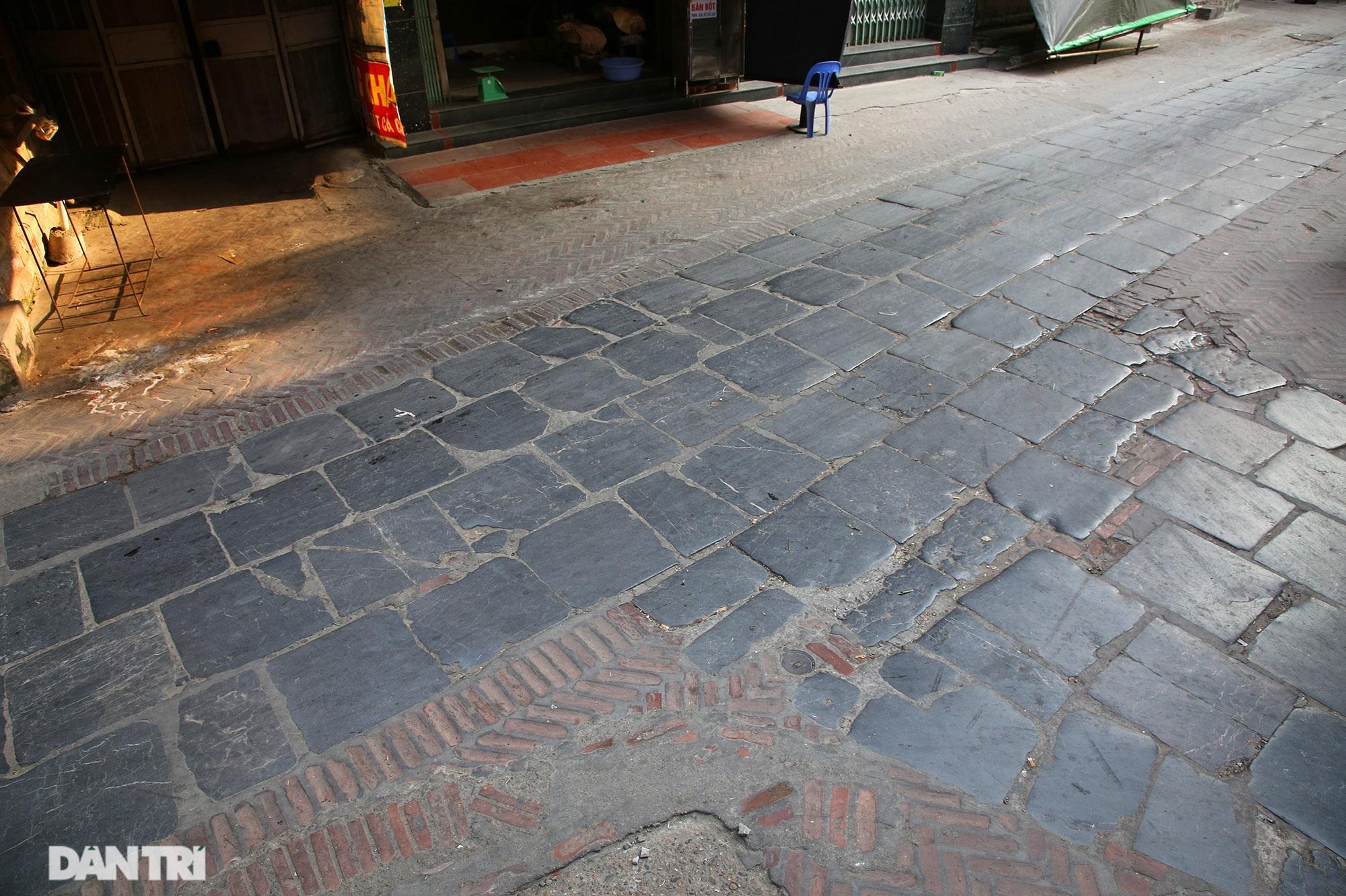 Con đường lát đá xanh vẫn bền đẹp sau gần 100 năm tại Bắc Ninh - 11