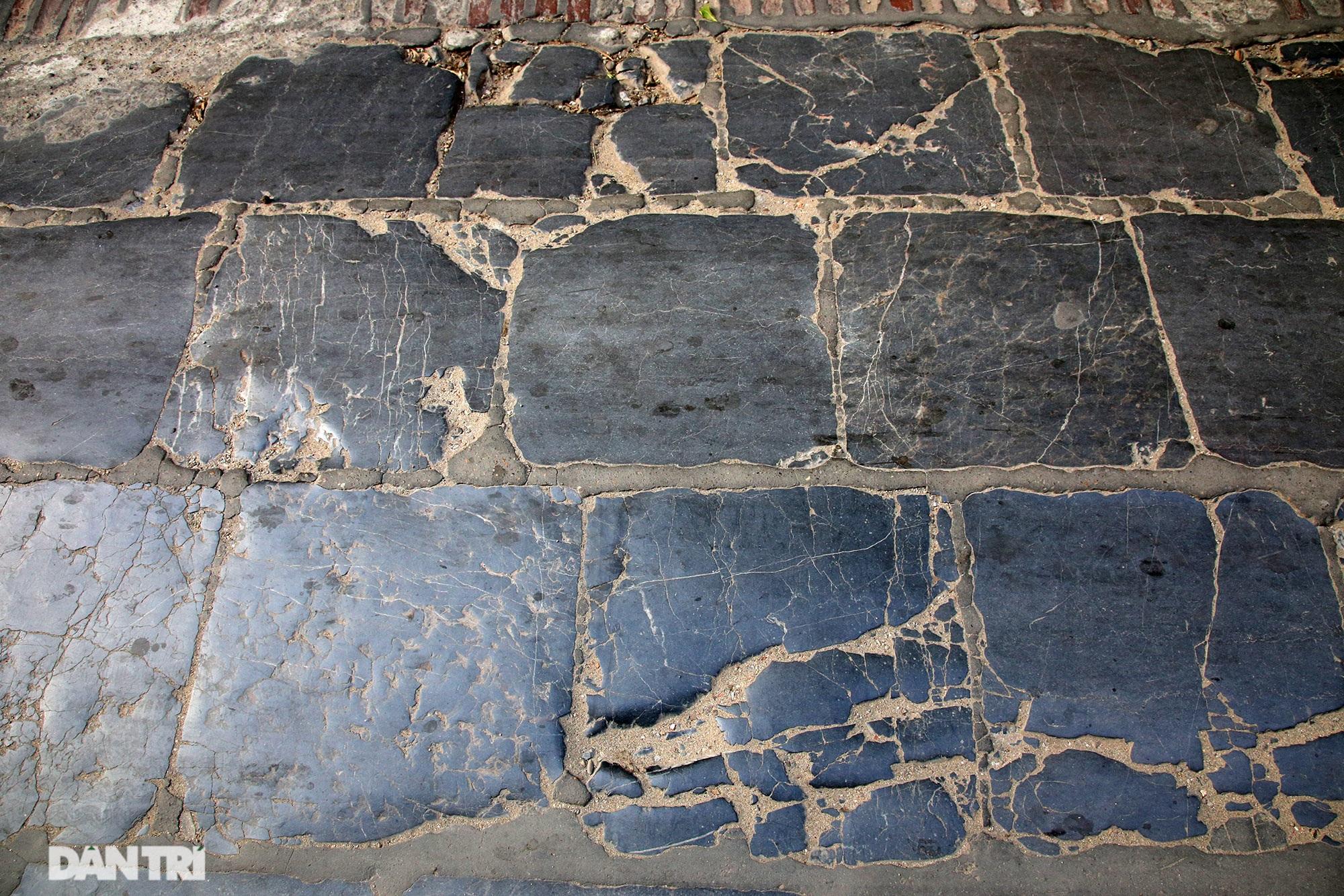 Con đường lát đá xanh vẫn bền đẹp sau gần 100 năm tại Bắc Ninh - 12